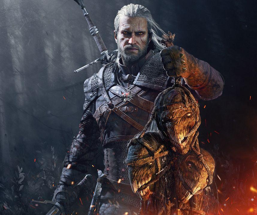 трофеи.jpg - Witcher 3: Wild Hunt, the