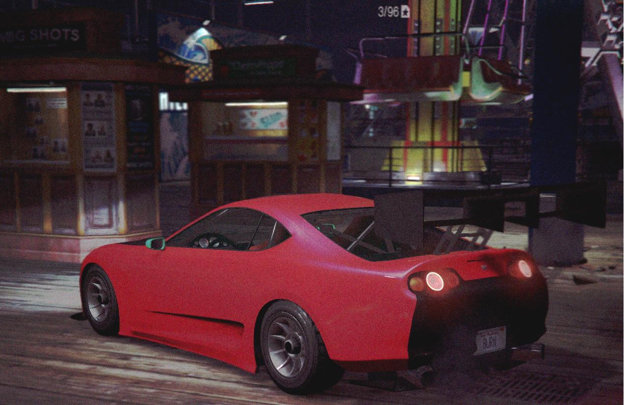 Dinka Jester3 - Grand Theft Auto 5