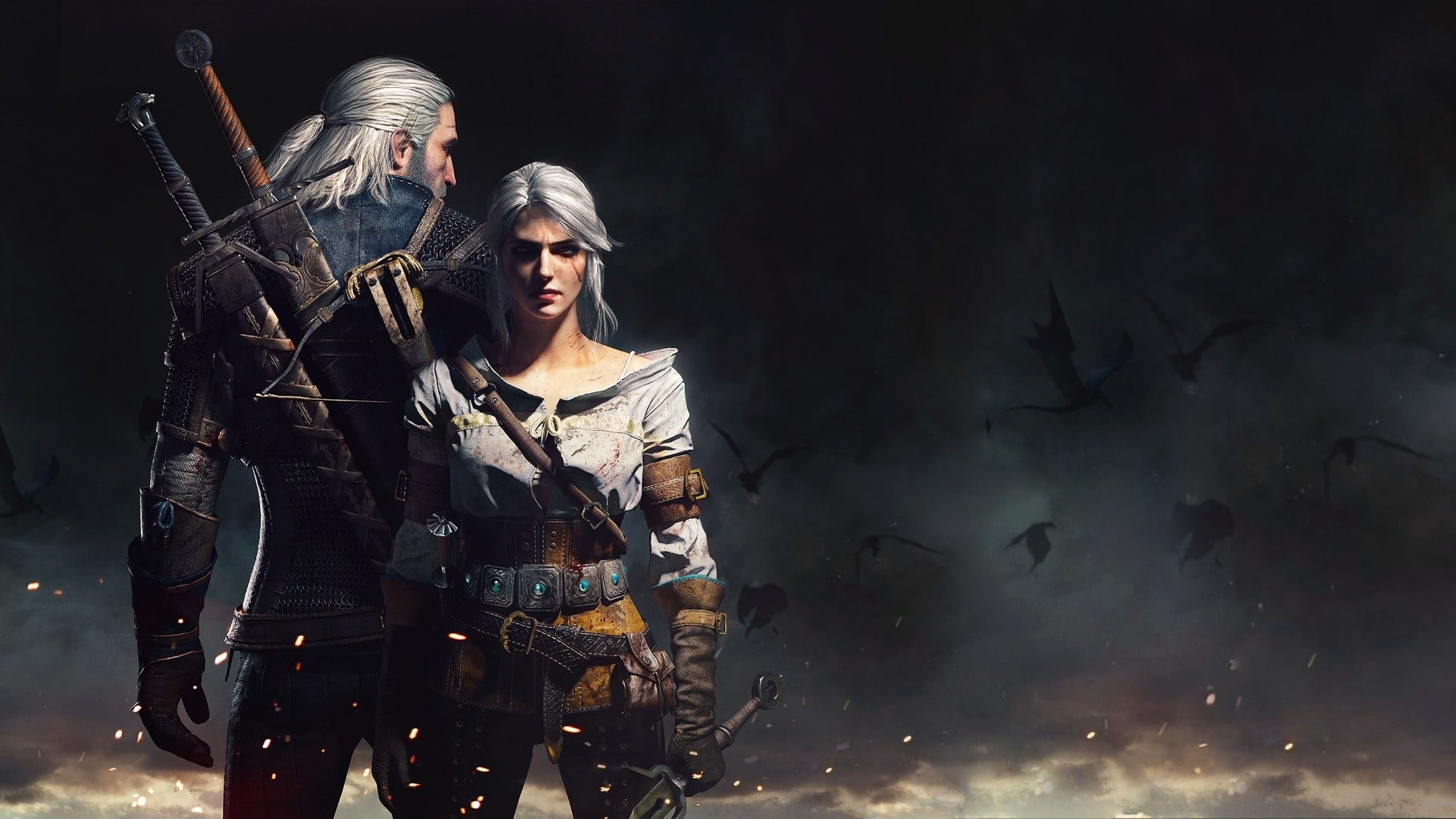 Art - Witcher 3: Wild Hunt, the Арт