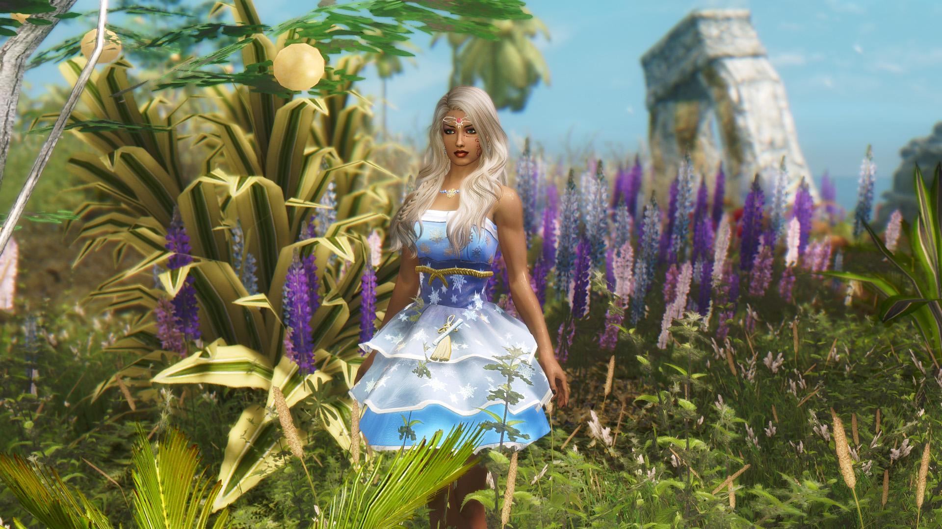 621. Локация Island.jpg - Elder Scrolls 5: Skyrim, the CBBE, Сборка-21
