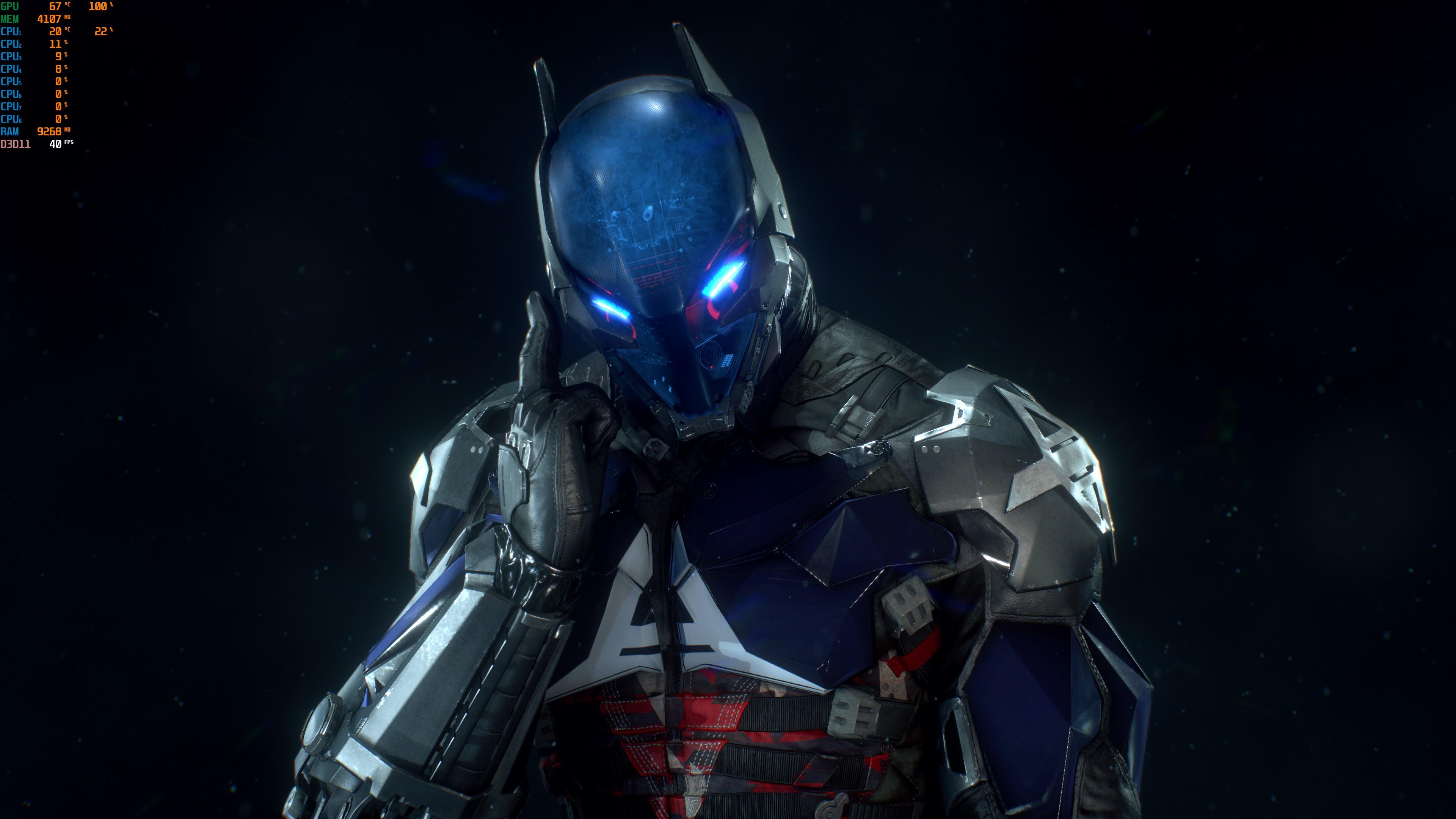 Arkham knight - Batman: Arkham Knight