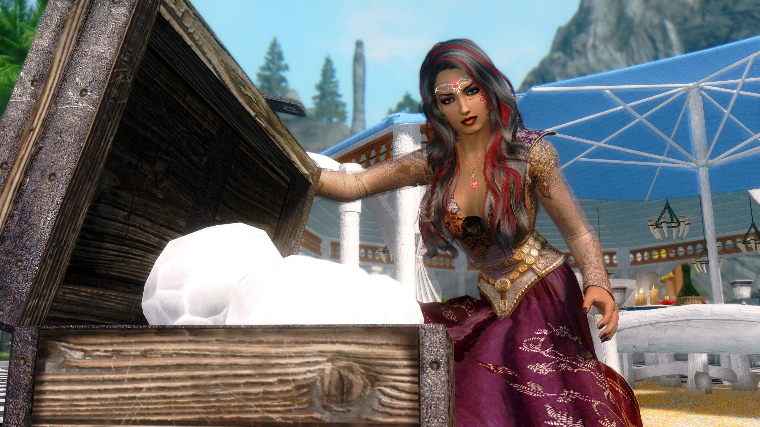 627. Алисса, клад, GP.jpg - Elder Scrolls 5: Skyrim, the CBBE, Сборка-21