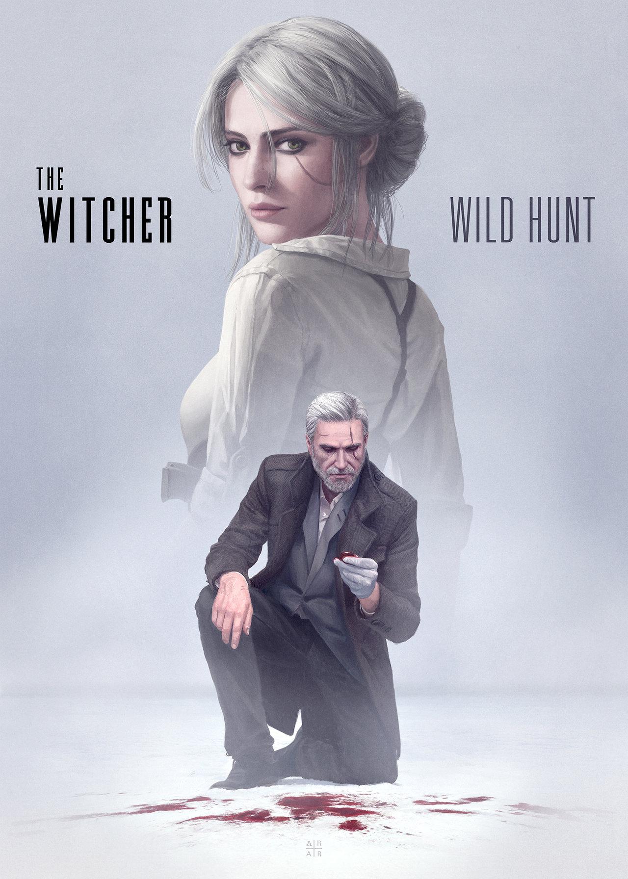 the_witcher___wild_hunt__modern__by_astoralexander-da77kyz.jpg - Witcher 3: Wild Hunt, the
