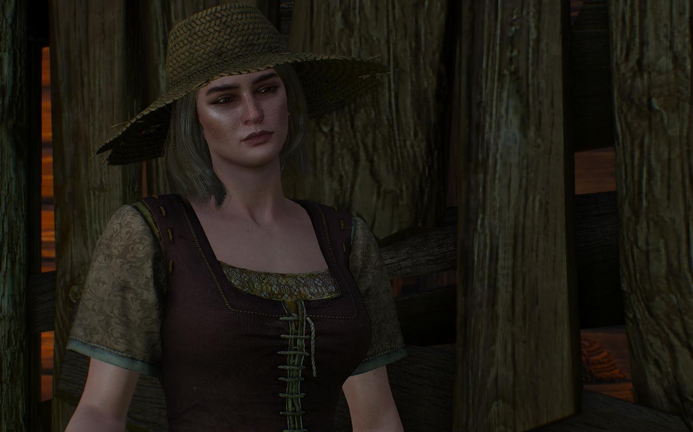 Маргрета - Witcher 3: Wild Hunt, the