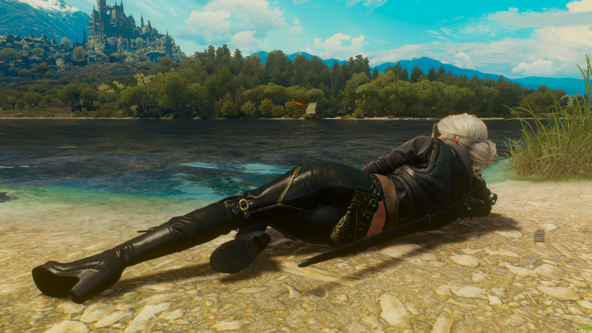 Пляжик - Witcher 3: Wild Hunt, the