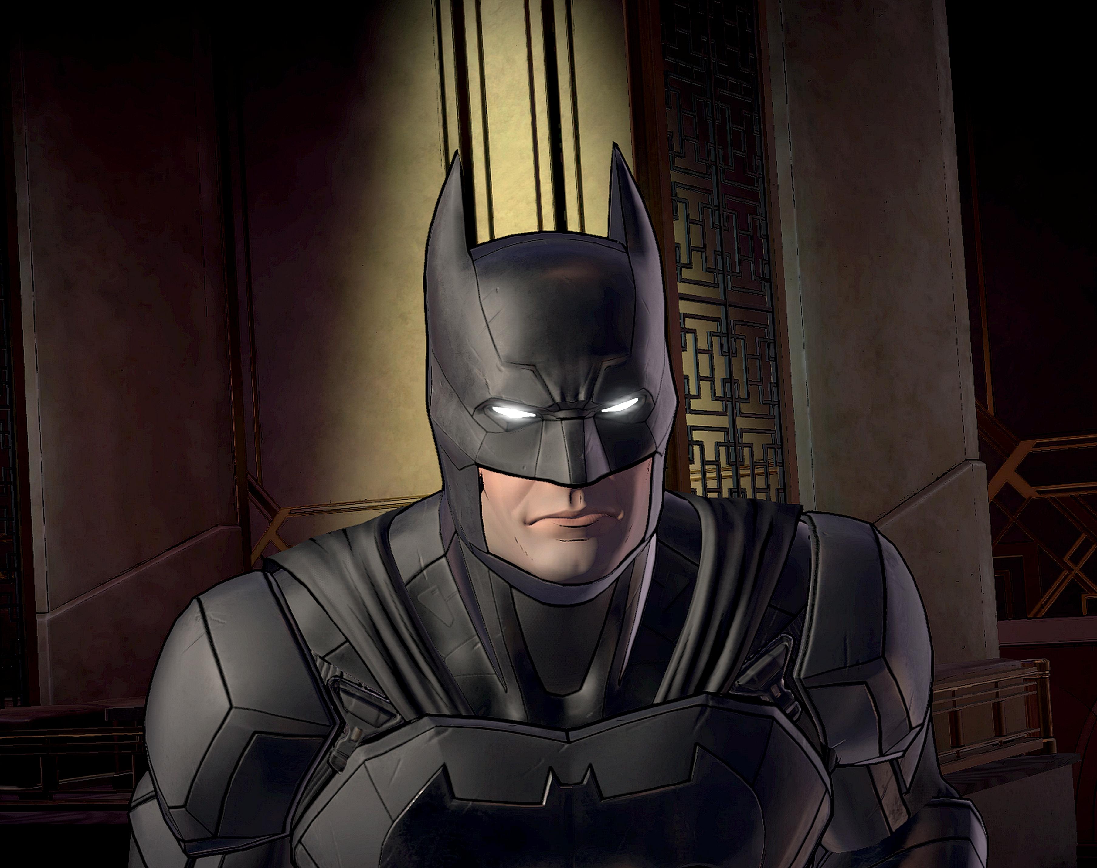 Batman: The Enemy Within - Batman: The Enemy Within