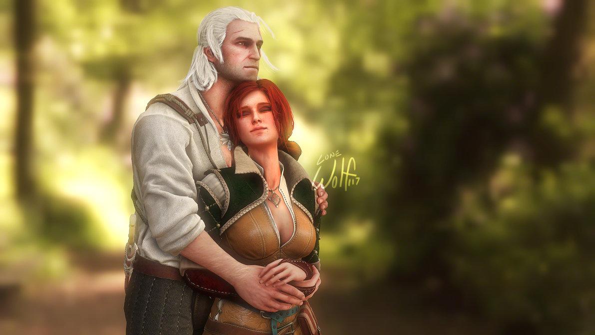 g_t_by_lonewolf117-d9gzaub.jpg - Witcher 3: Wild Hunt, the