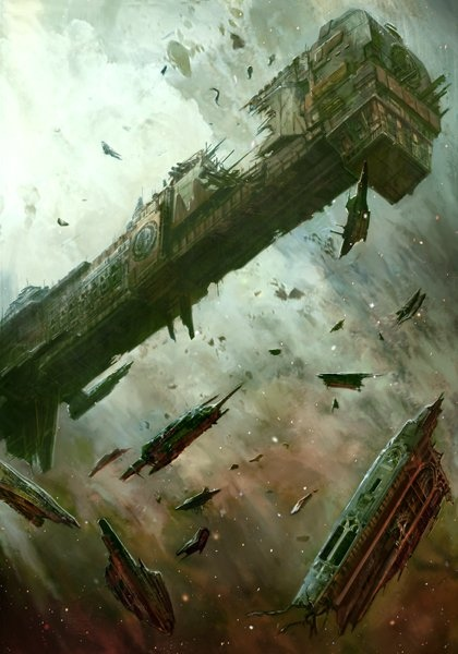 d0YJ1WML3n0.jpg - Warhammer 40.000: Dawn of War 2 Арт