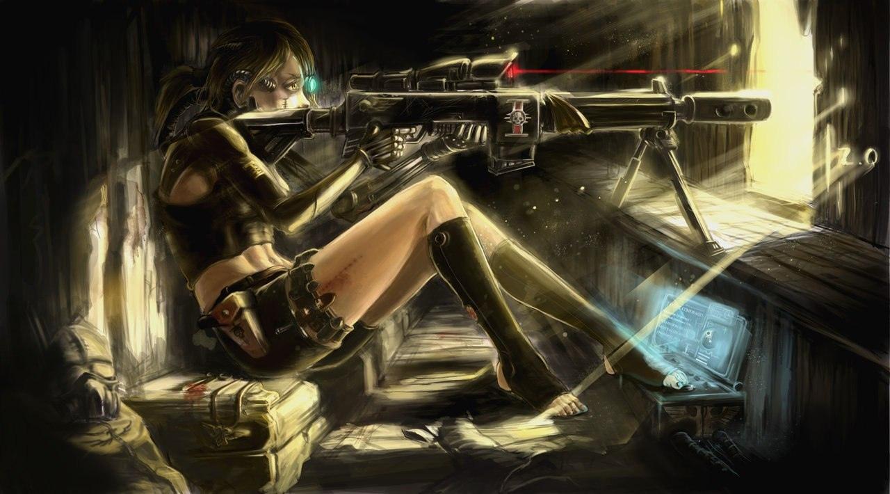 YSoQRWqO9D0.jpg - Warhammer 40.000: Dawn of War 2 Арт