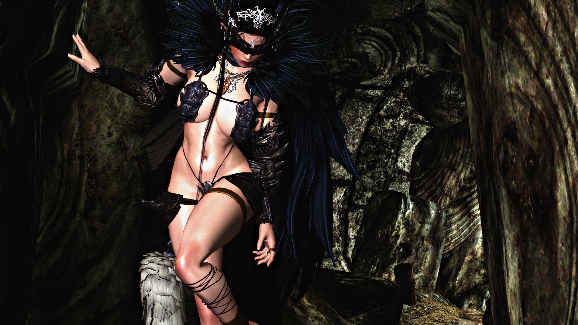 Ах, какая женщина! - Elder Scrolls 5: Skyrim, the