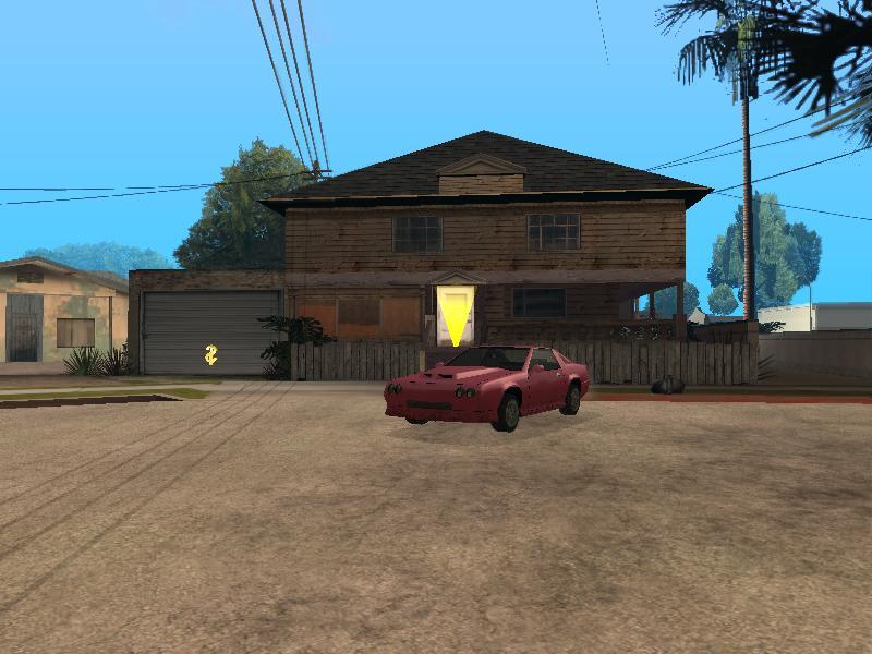 Я захотел просто сделать фотоальбом, и спустя 7 лет нашел эти фотографии - Grand Theft Auto: San Andreas