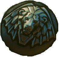 Prawdopodobny_wygląd_medalionu_cechu_Mantikory.jpg - Witcher 3: Wild Hunt, the