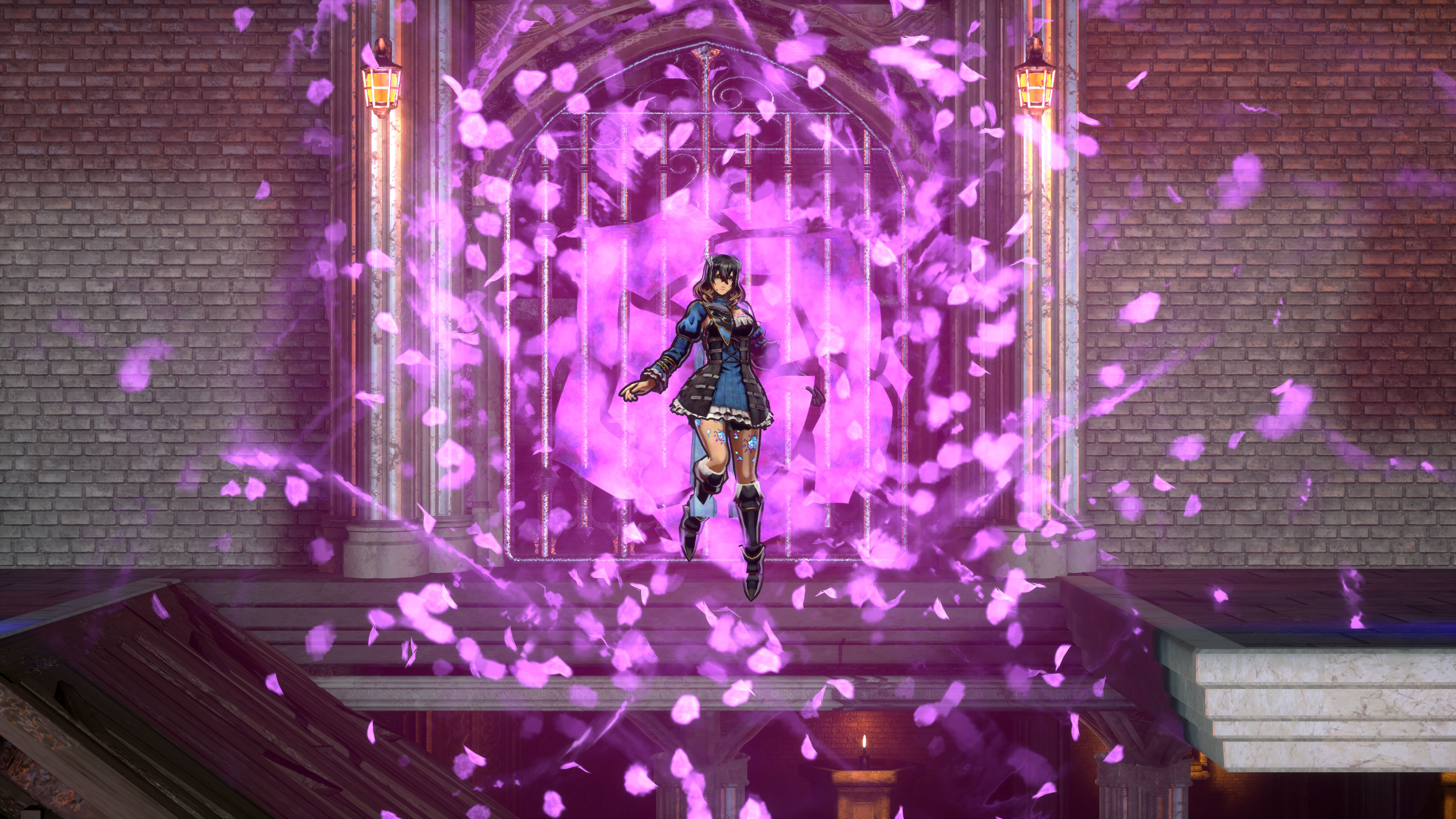 Bloodstained: Ritual of the Night - Bloodstained: Ritual of the Night 8K