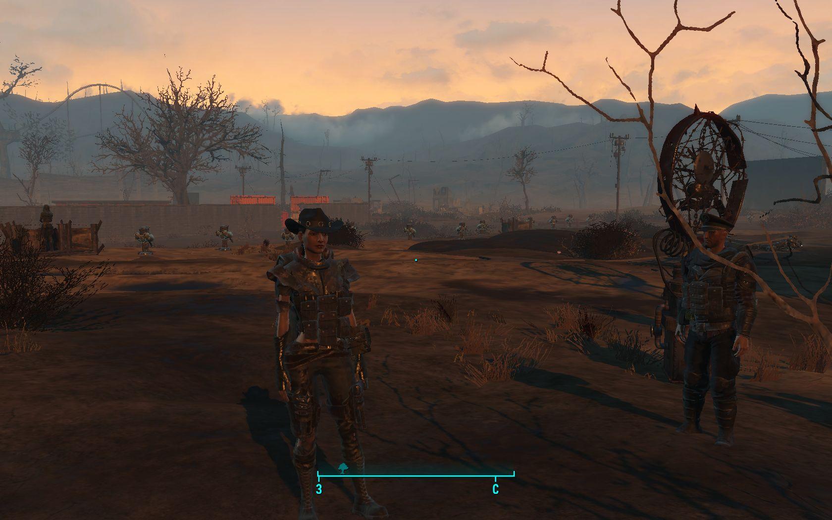 Овербосс - Fallout 4