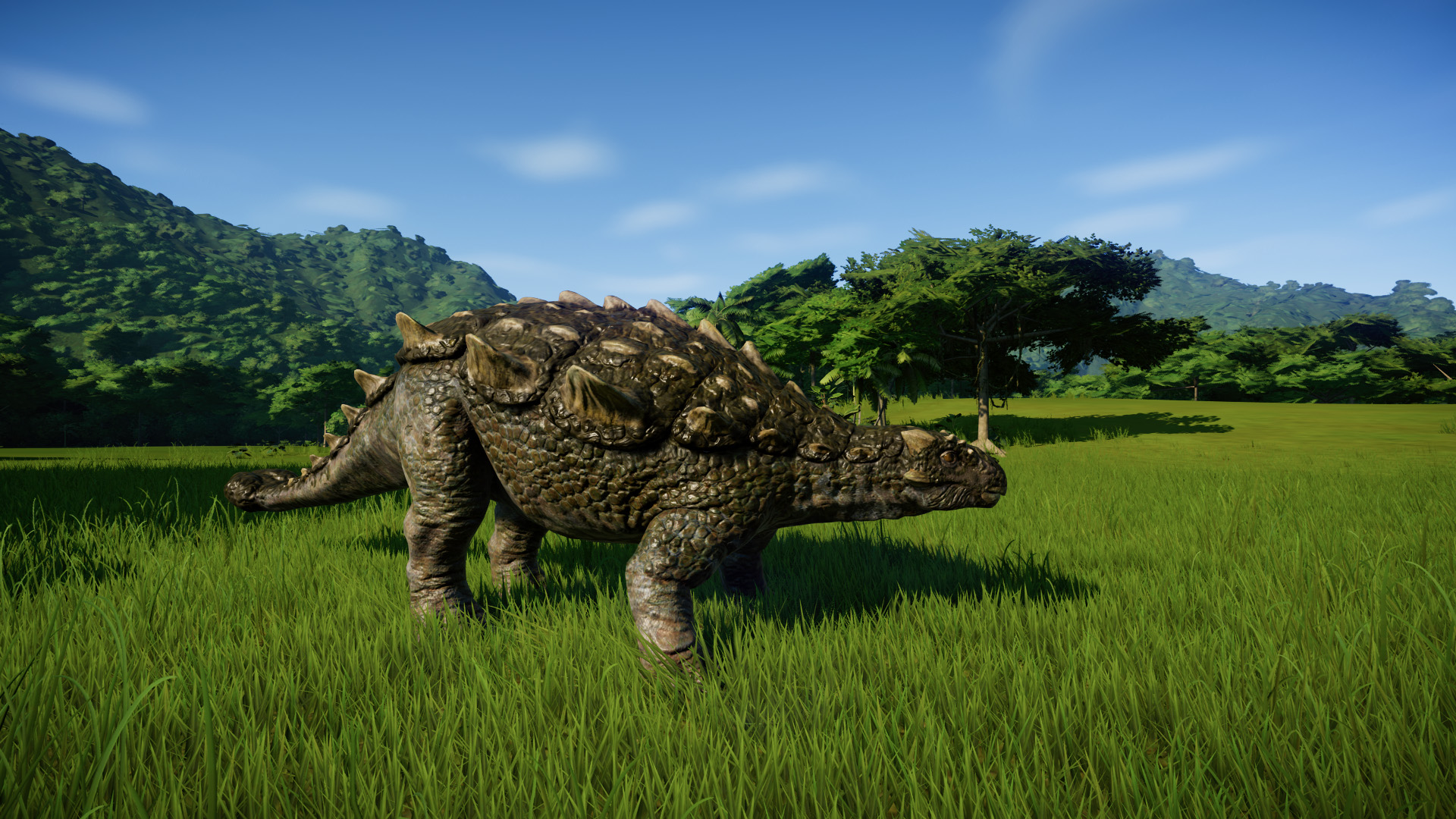 Crichtonsaurus - Jurassic World Evolution