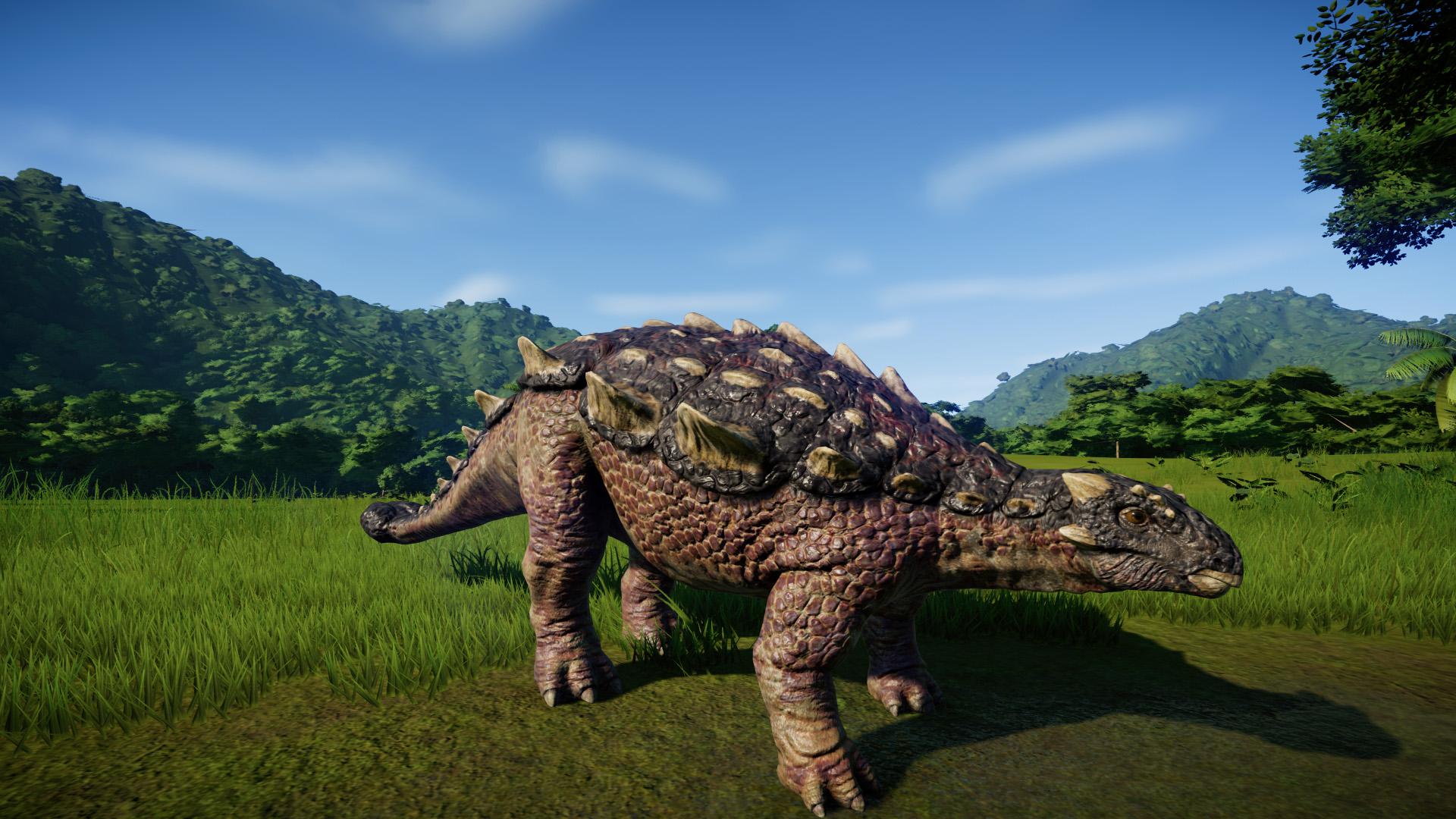 Crichtonsaurus - Jurassic World Evolution