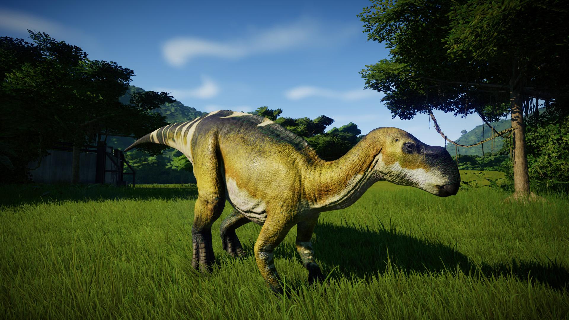 Муттабурразавр - Jurassic World Evolution