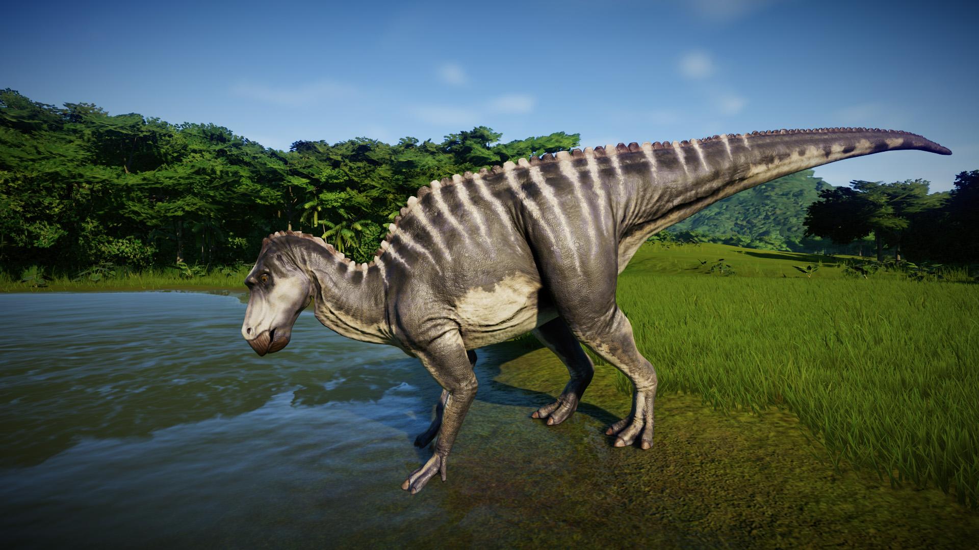 Майазавр - Jurassic World Evolution