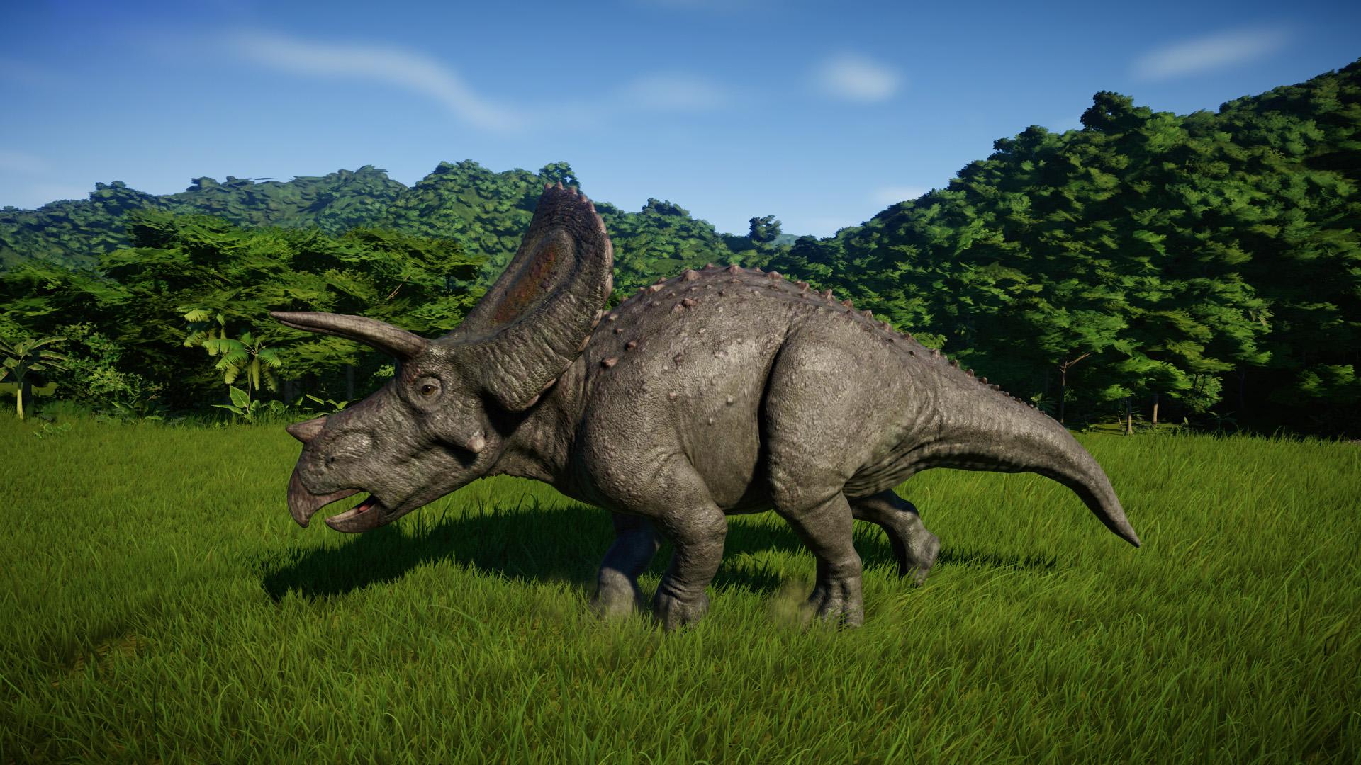 Торозавр - Jurassic World Evolution