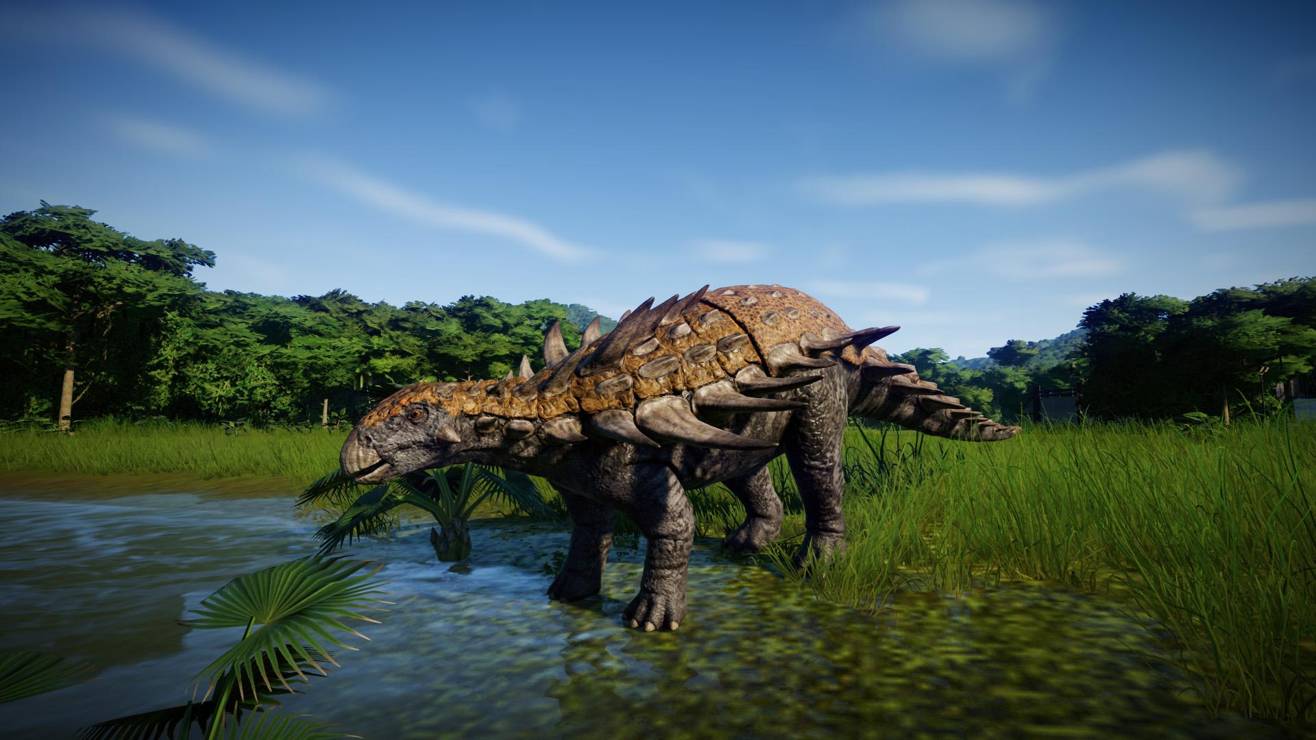 Полакантус - Jurassic World Evolution