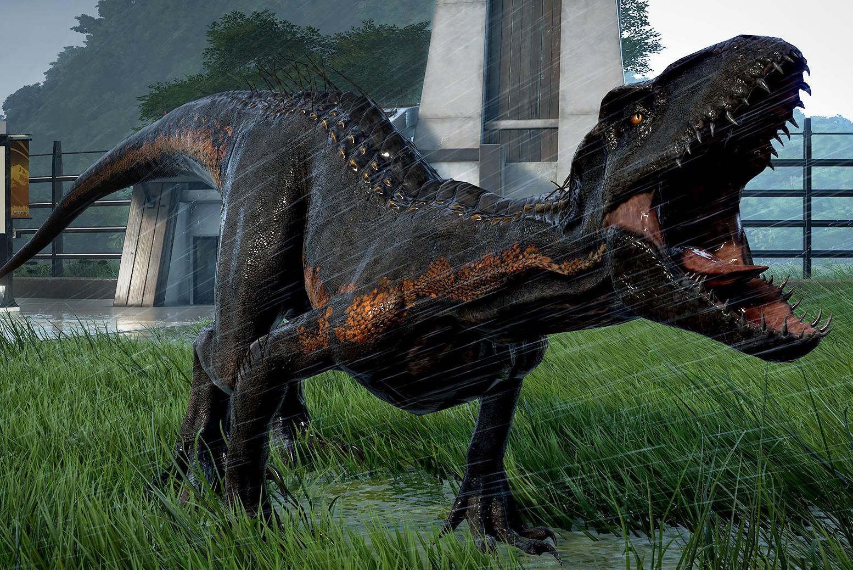 Индораптор - Jurassic World Evolution