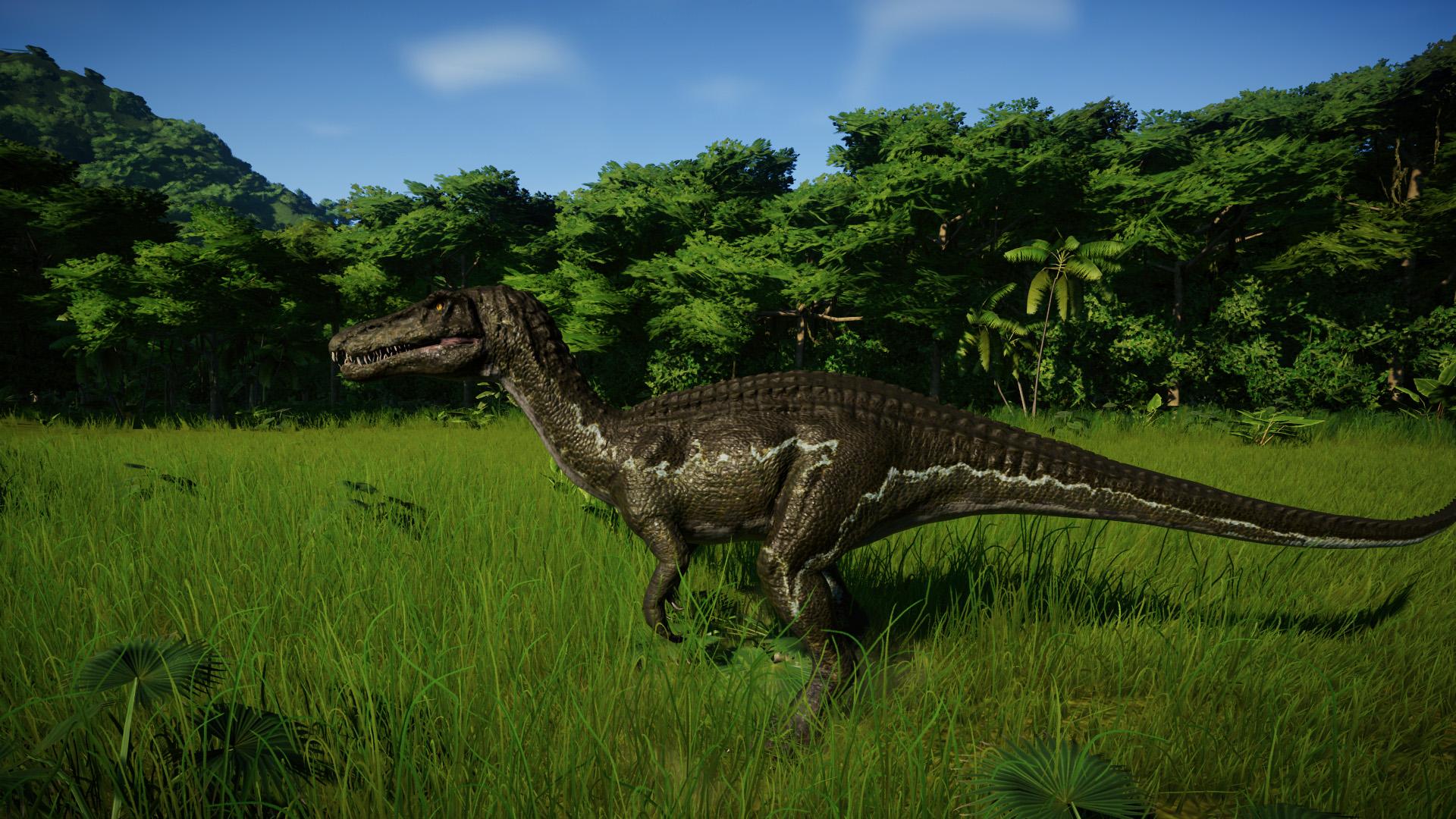 Барионикс - Jurassic World Evolution