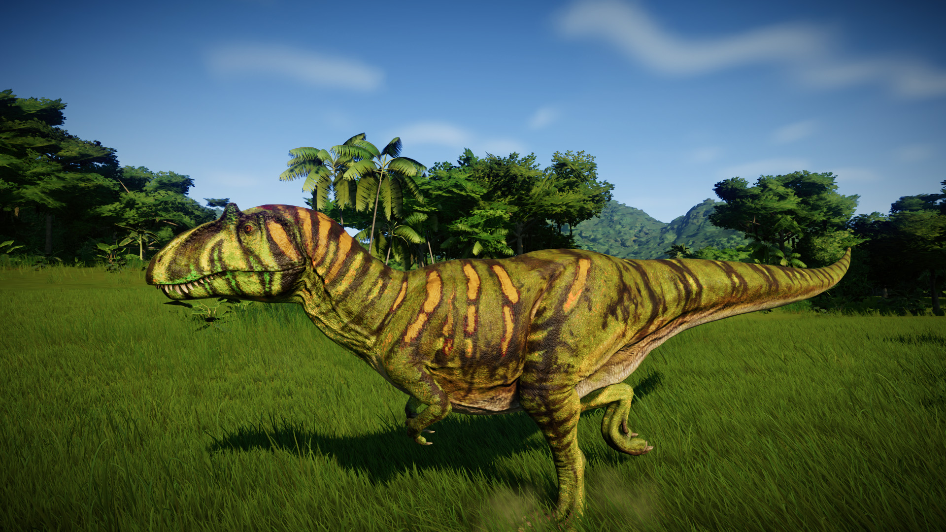 Метриакантозавр - Jurassic World Evolution