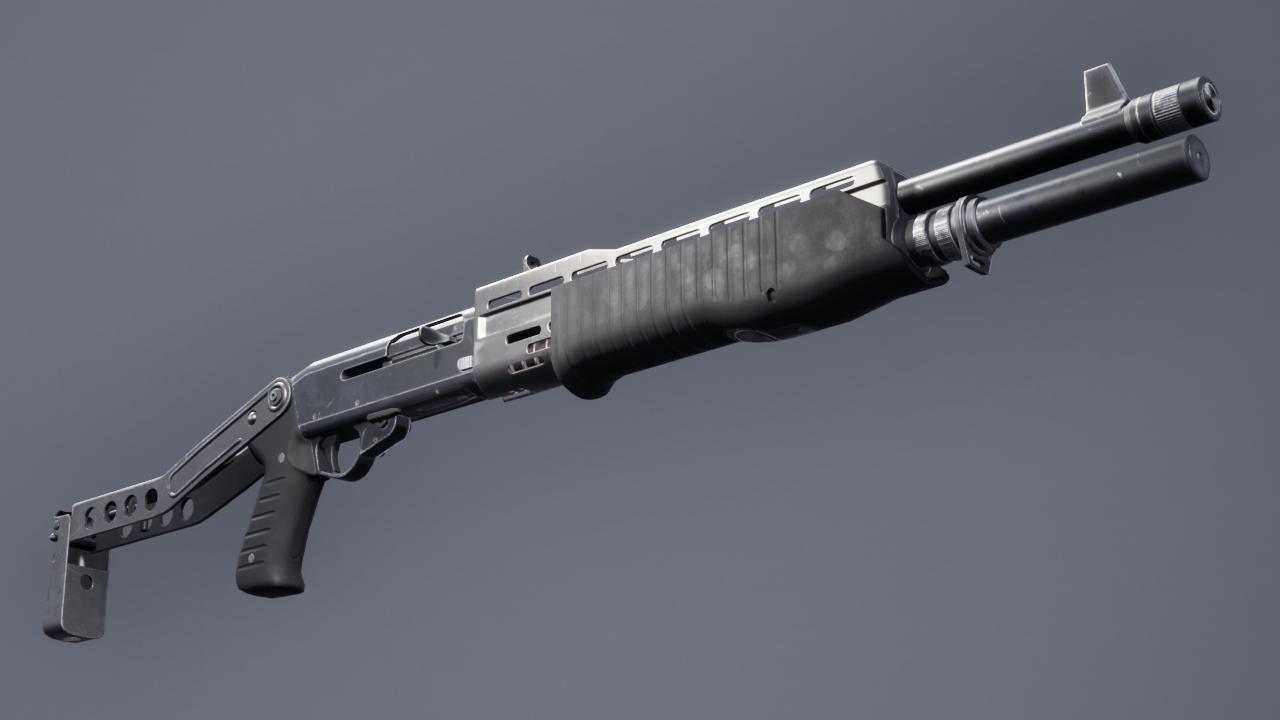 SPAS 12 - Will To Live Online Арт, Оружие