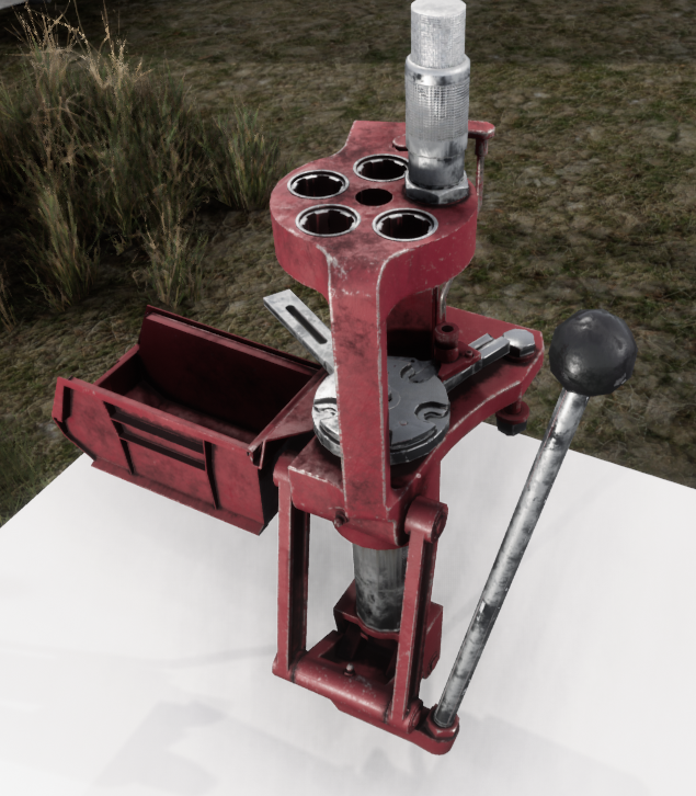Пресс-машина для производства гильз - Will To Live Online