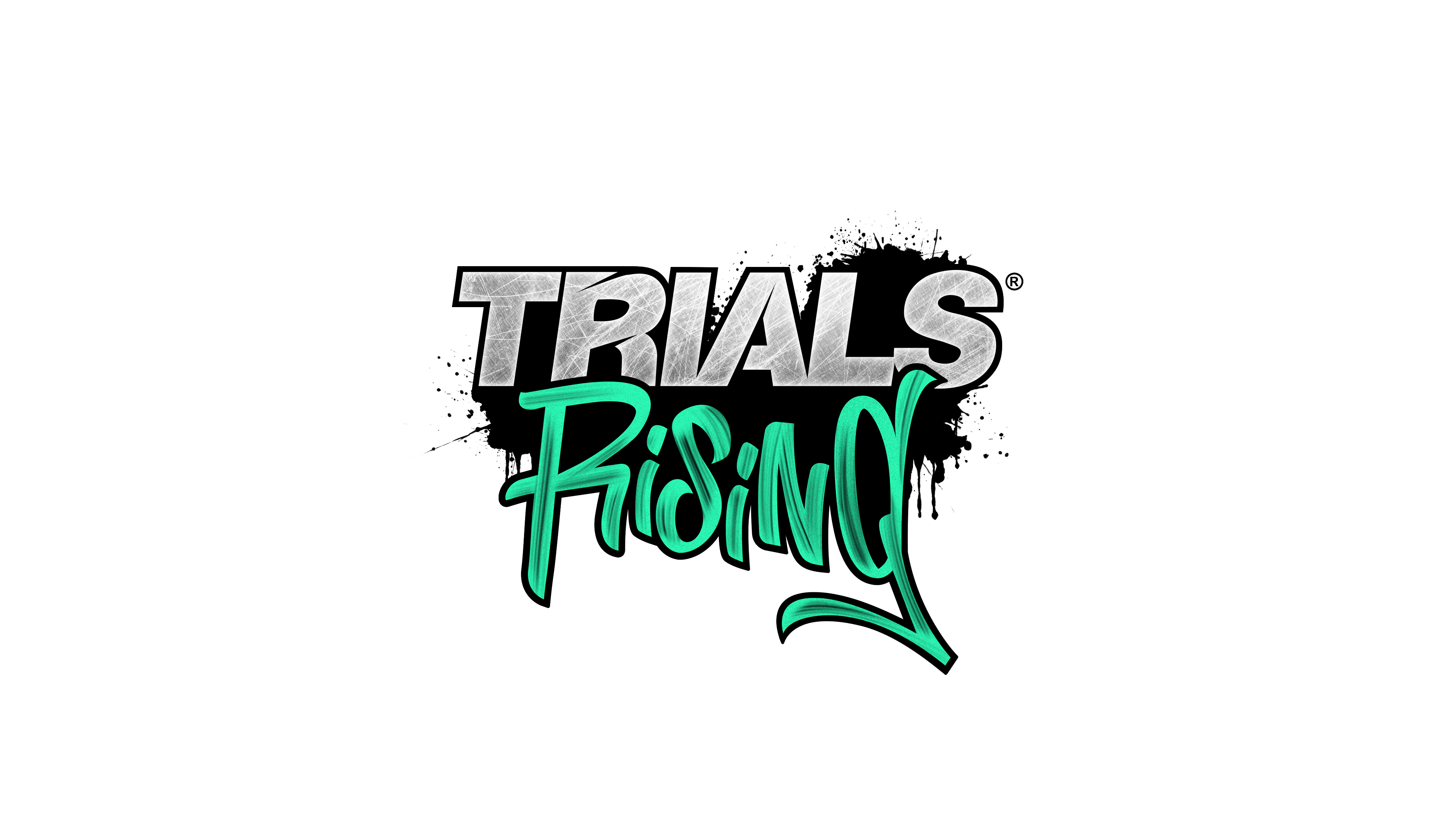Логотип - Trials Rising Арт