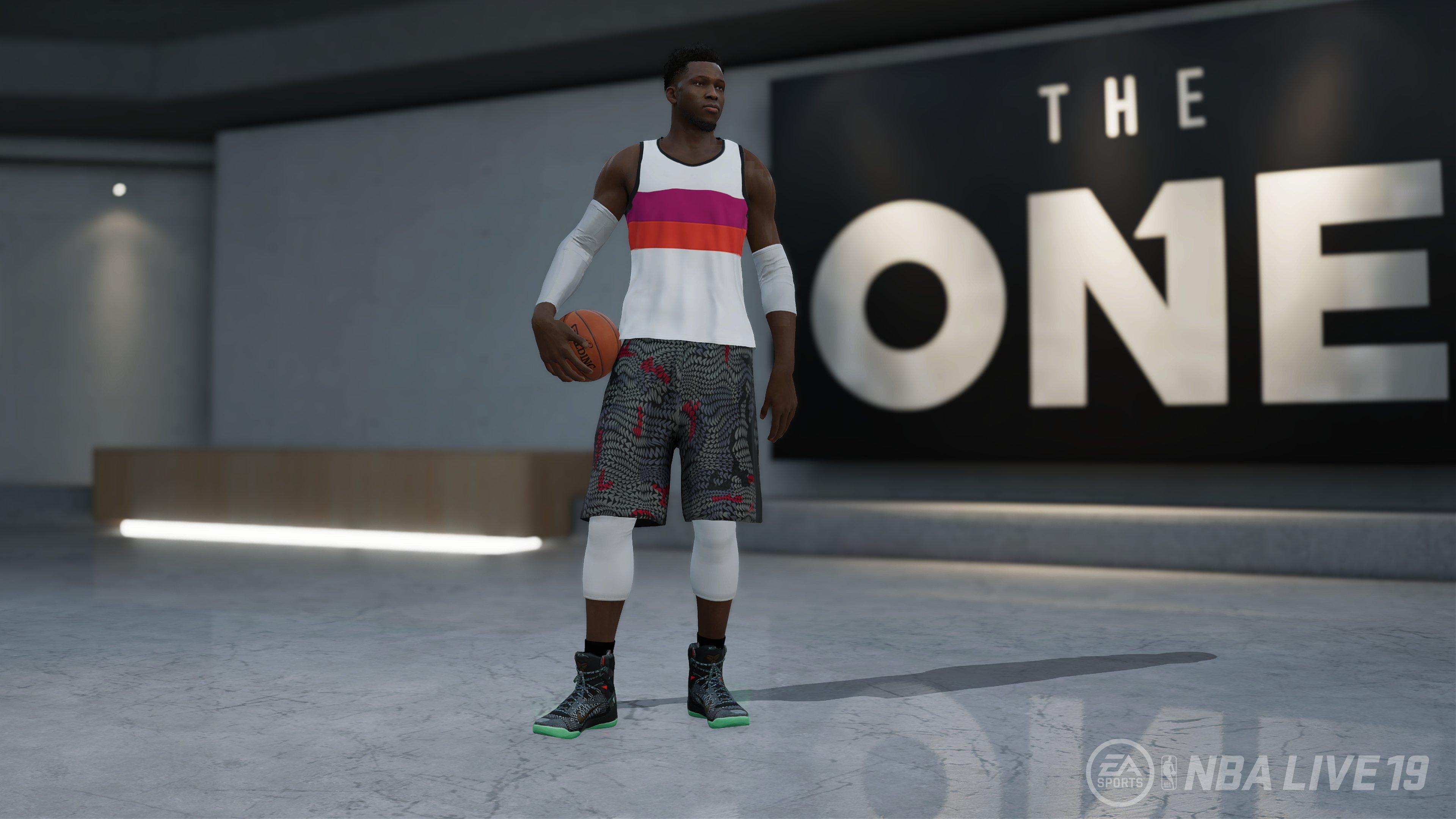 NBA Live 19 - NBA Live 19 4K