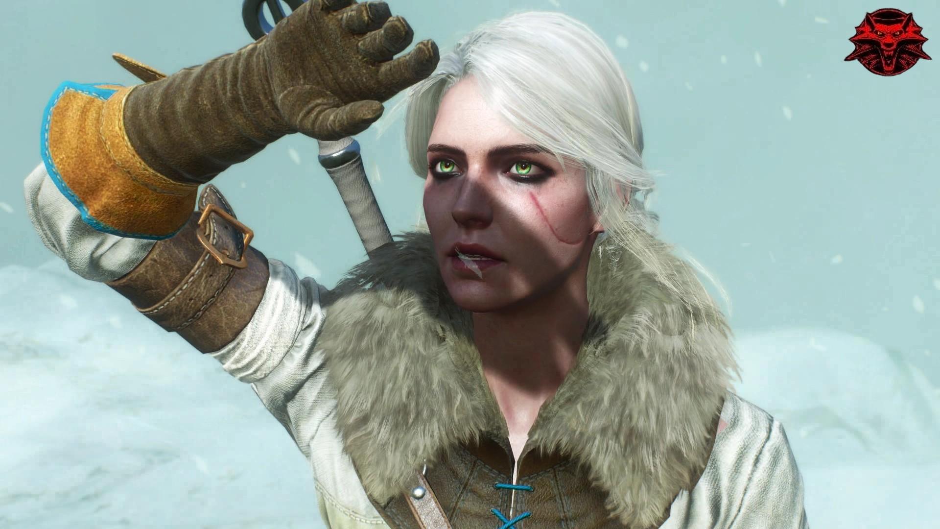 +Цири4.jpg - Witcher 3: Wild Hunt, the