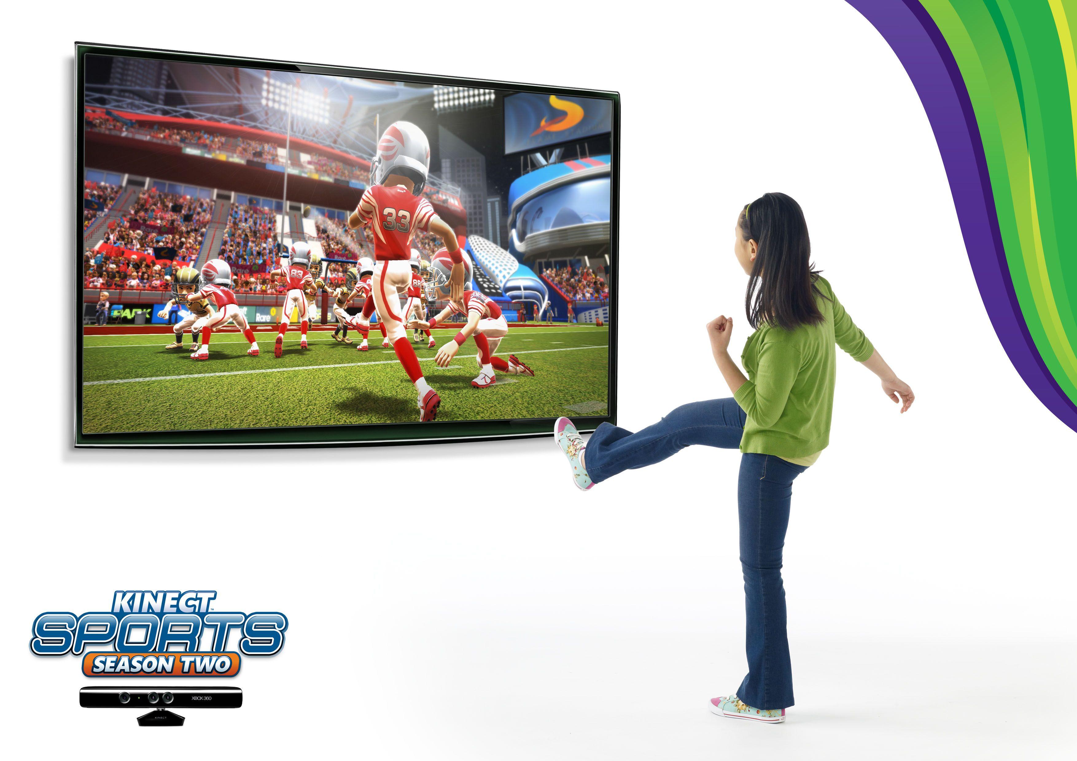 Kinect Sports: Season Two - Kinect Sports: Season Two Скриншот
