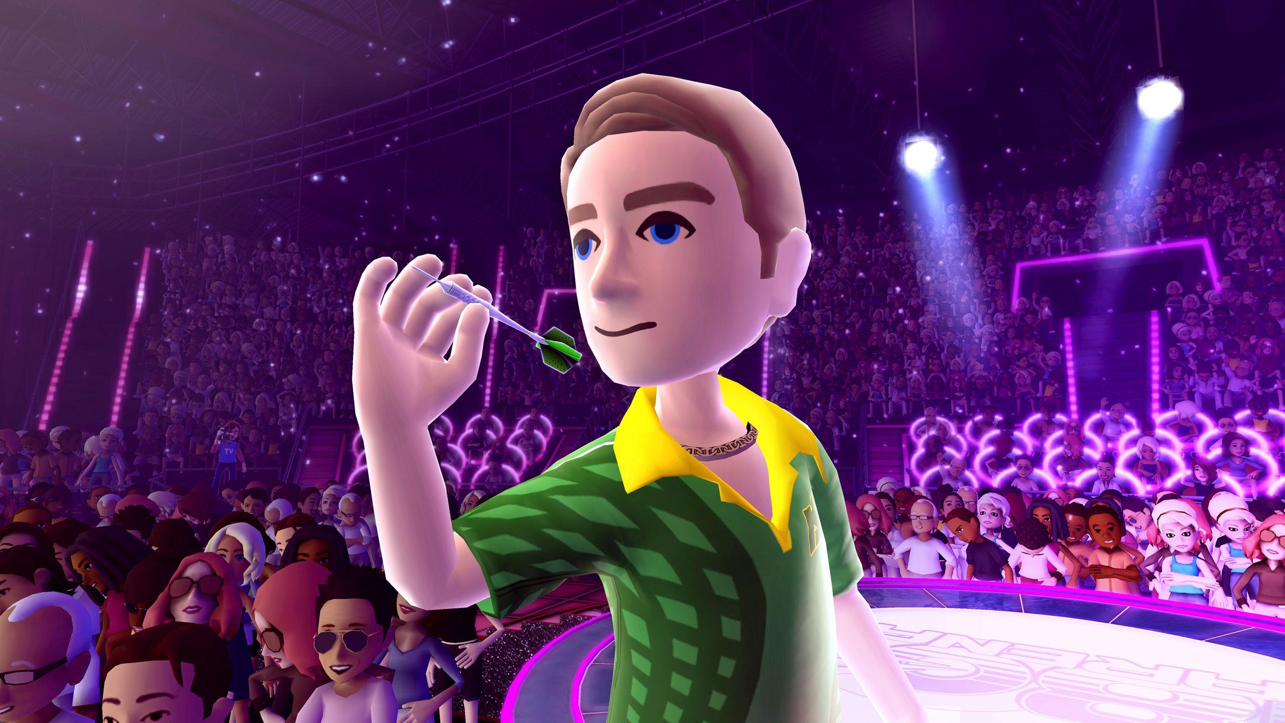 Дартс - Kinect Sports: Season Two 2K