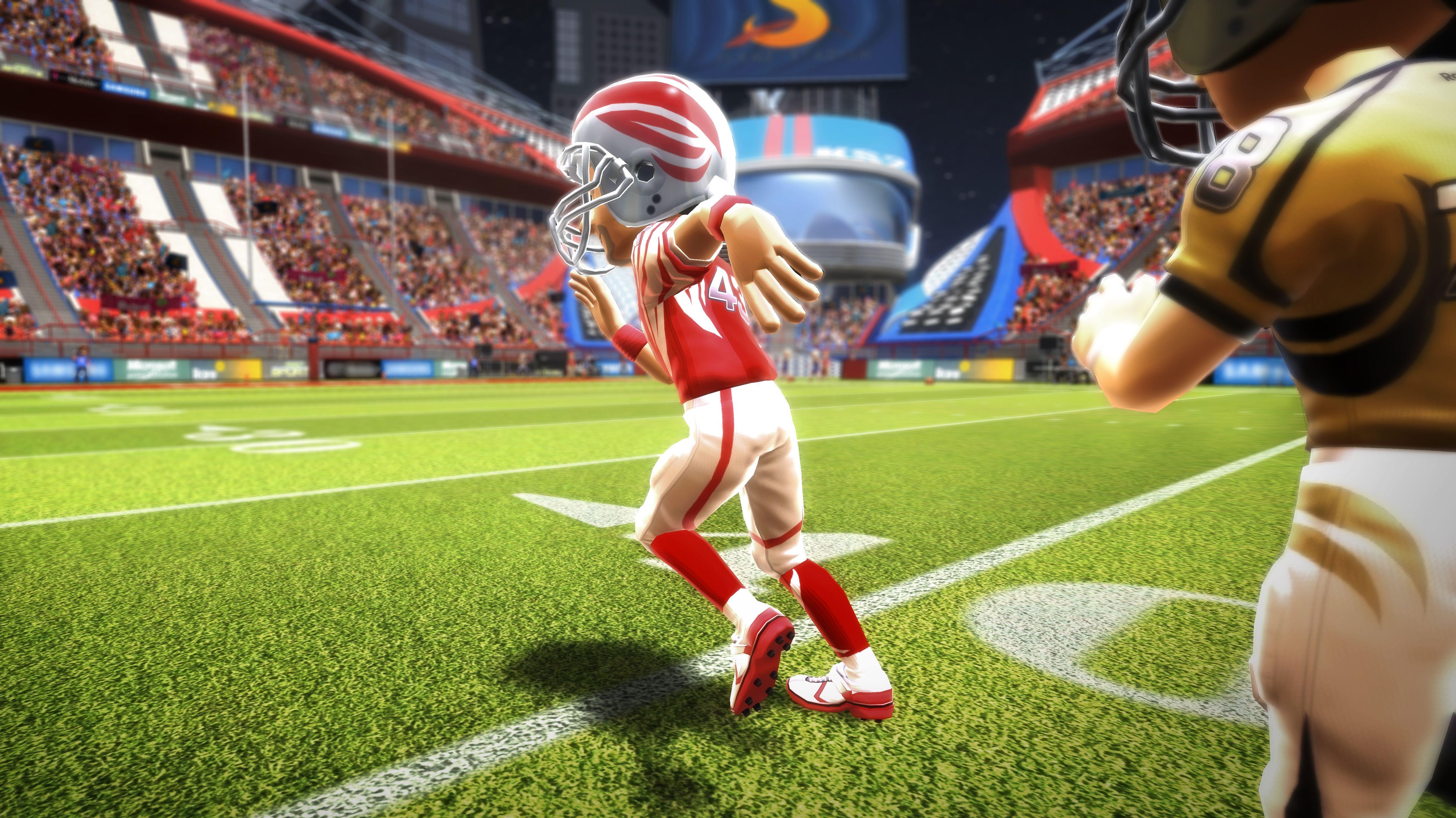 Американский футбол - Kinect Sports: Season Two 5K