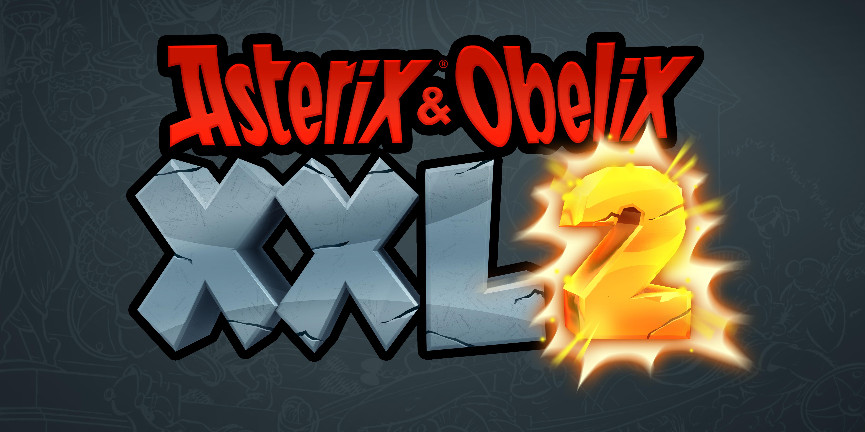 Логотип - Asterix & Obelix  XXL 2 Арт
