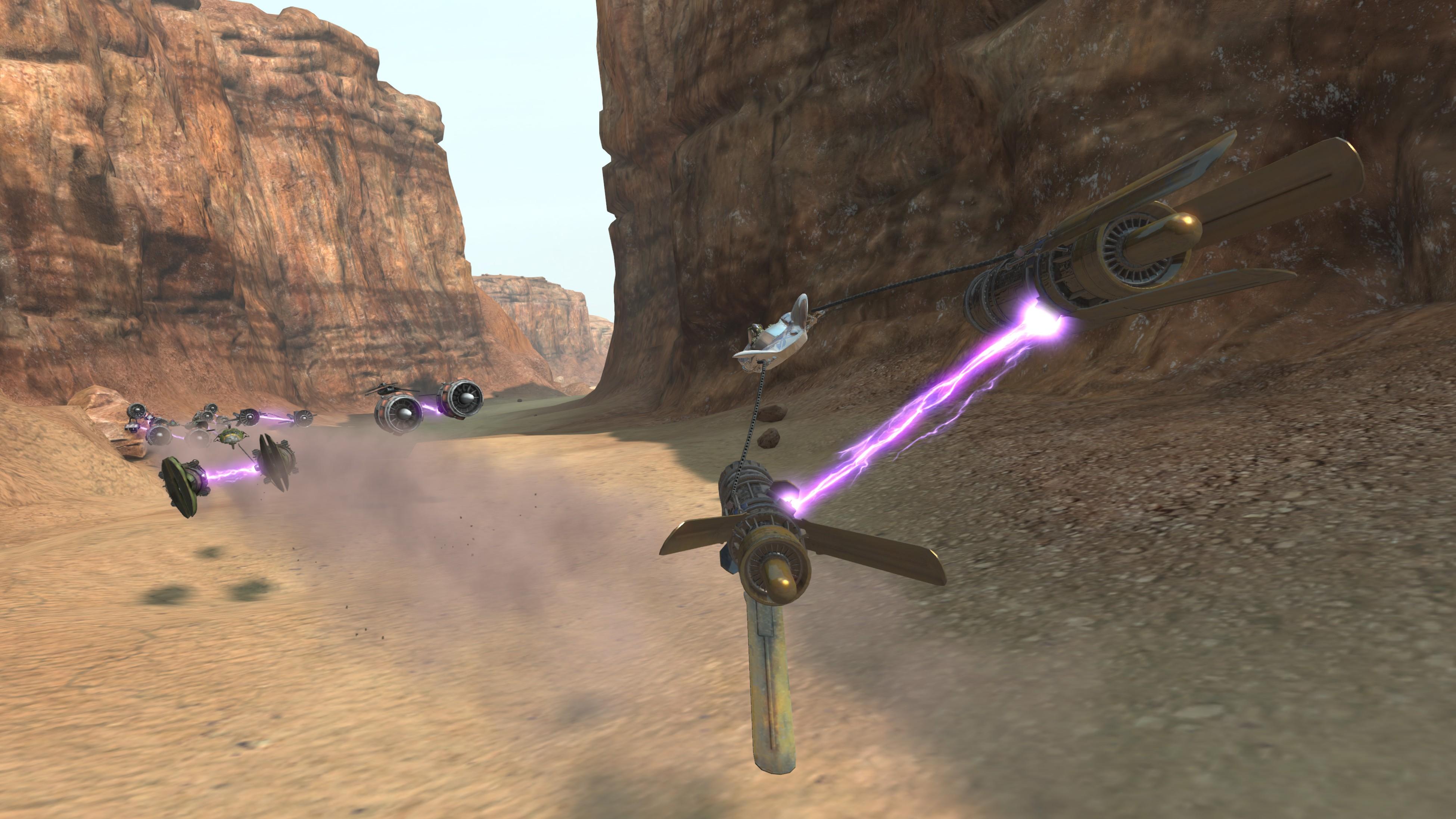 Kinect Star Wars - Kinect Star Wars 4K