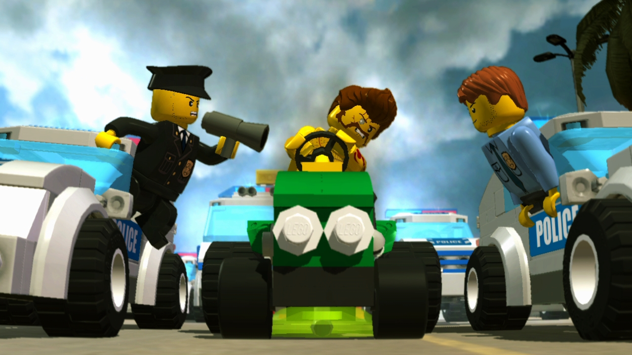 LEGO City Undercover - LEGO City Undercover