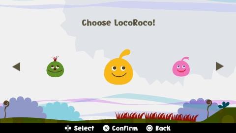 LocoRoco - LocoRoco