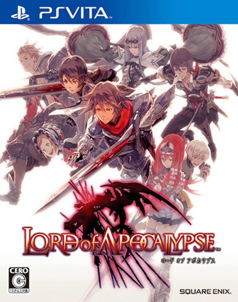 Бокс-арт (PS Vita) - Lord of Apocalypse