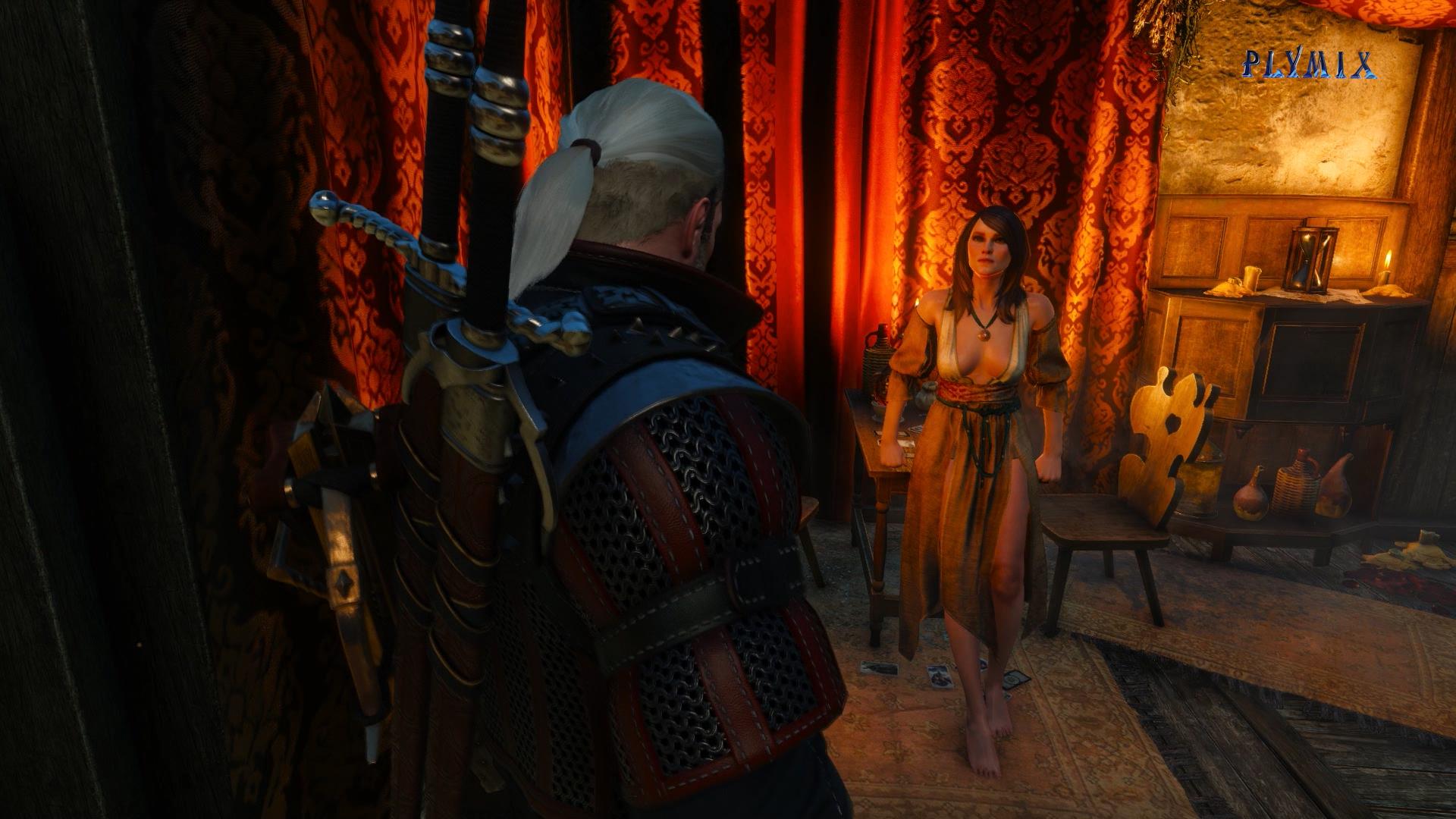 4 Корина Тилли.png - Witcher 3: Wild Hunt, the