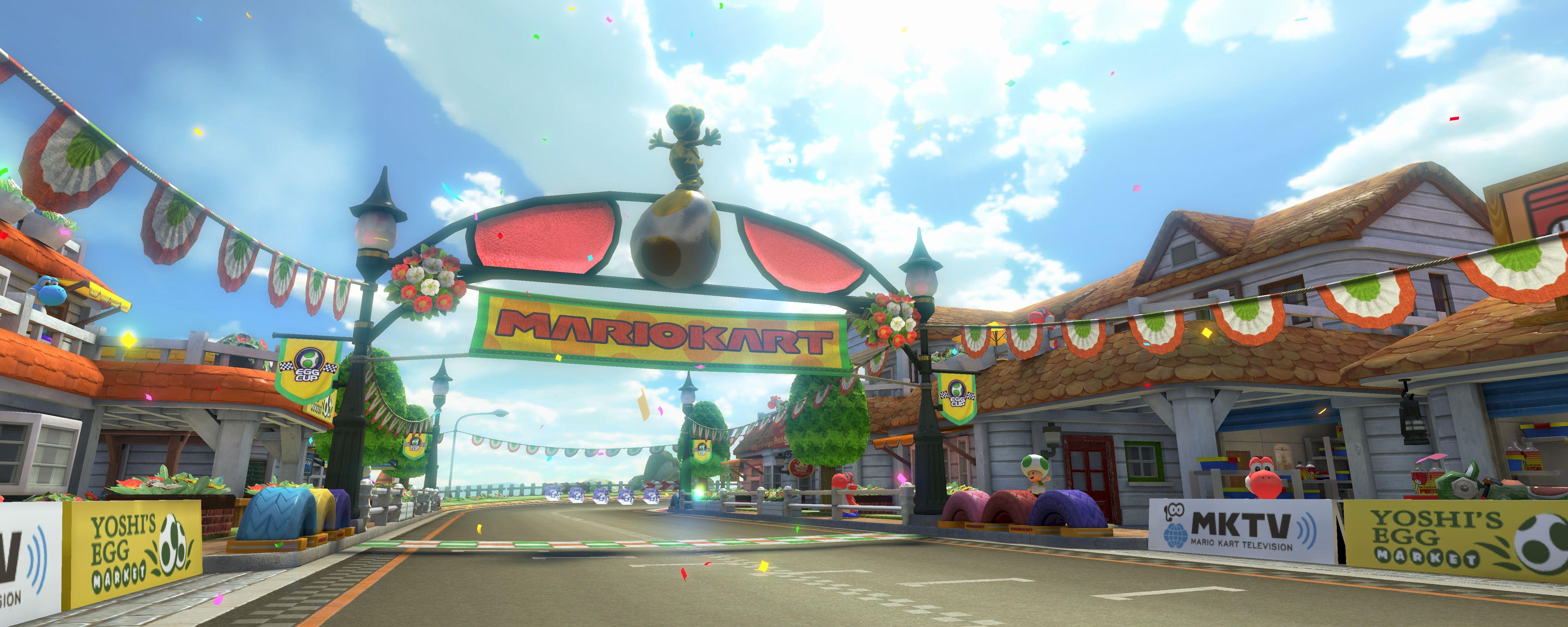 Mario Kart 8 - Mario Kart 8 5K