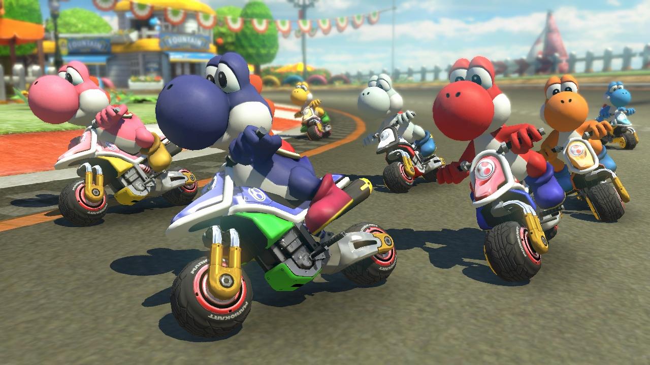 Deluxe - Mario Kart 8