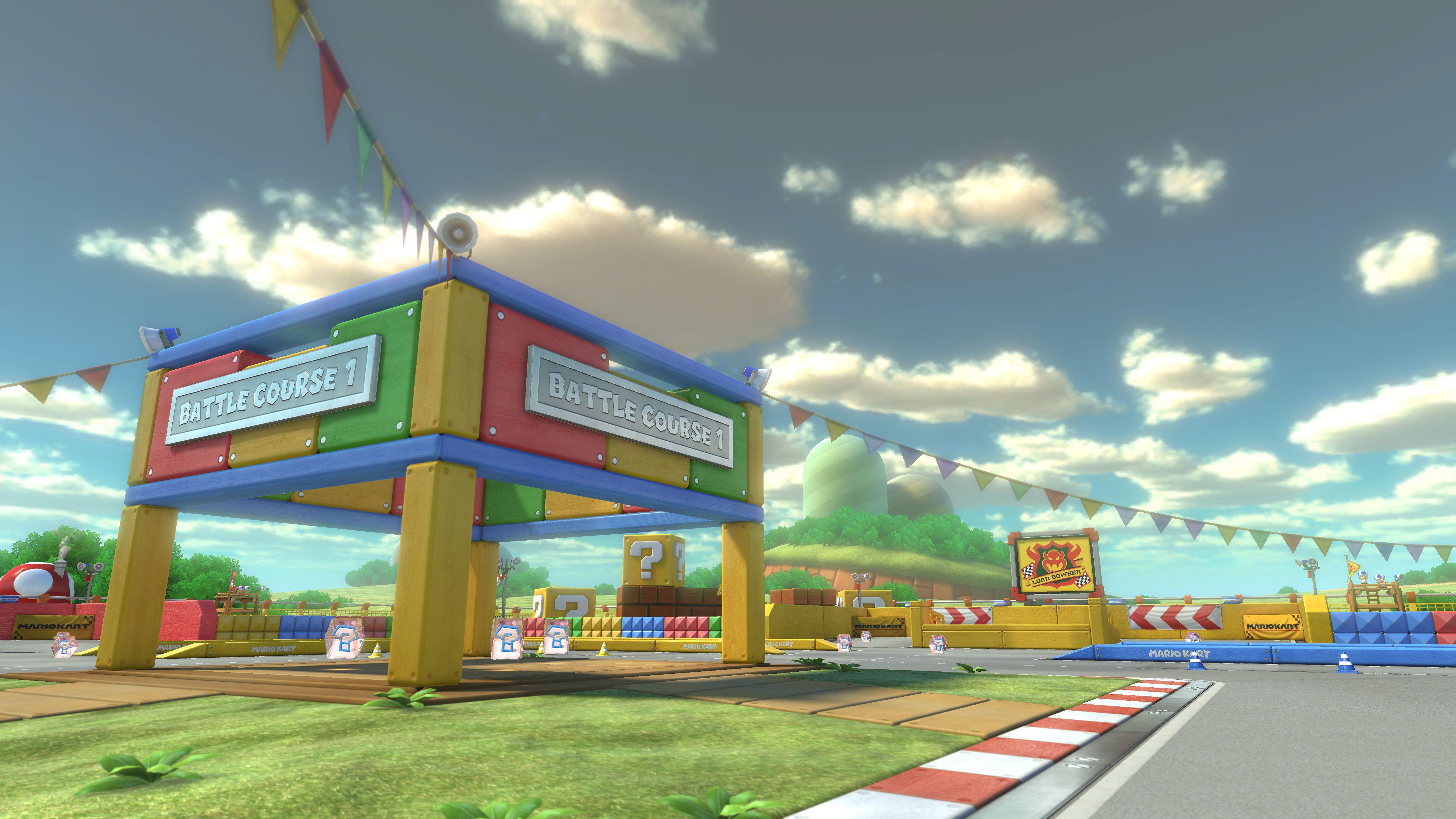 Deluxe - Mario Kart 8 5K