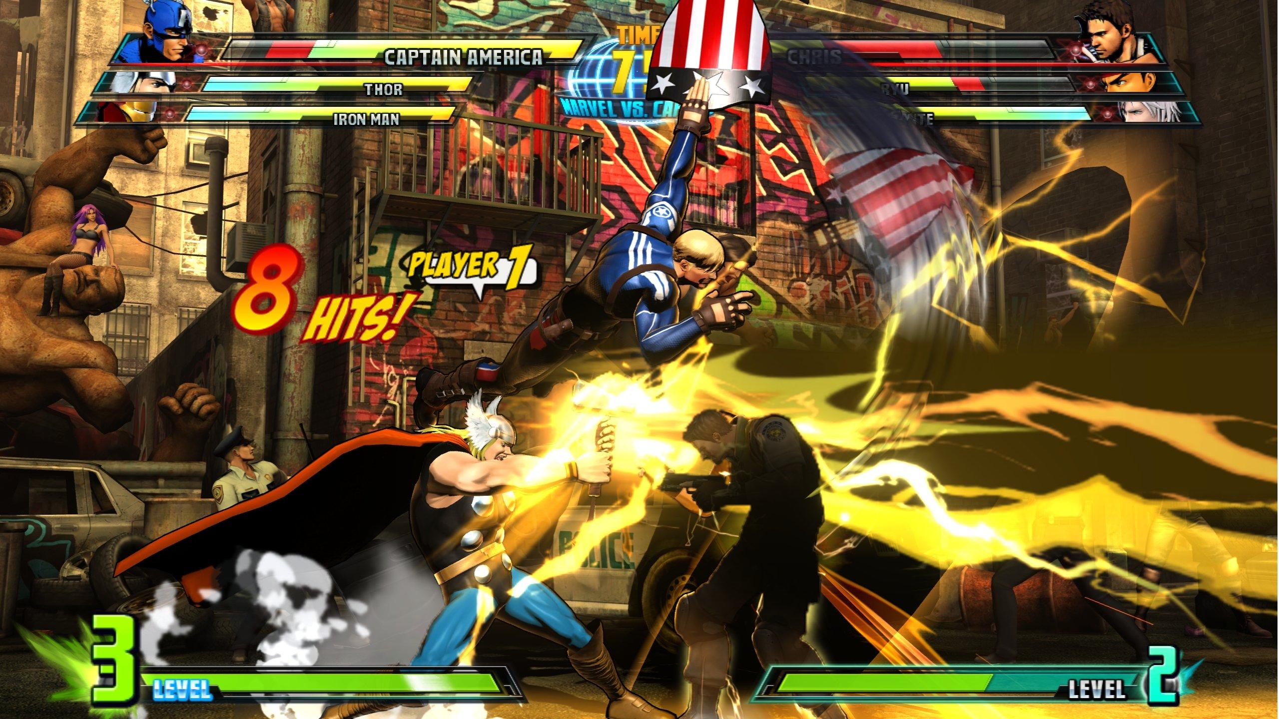 Marvel vs. Capcom 3: Fate of Two Worlds - Marvel vs. Capcom 3: Fate of Two Worlds