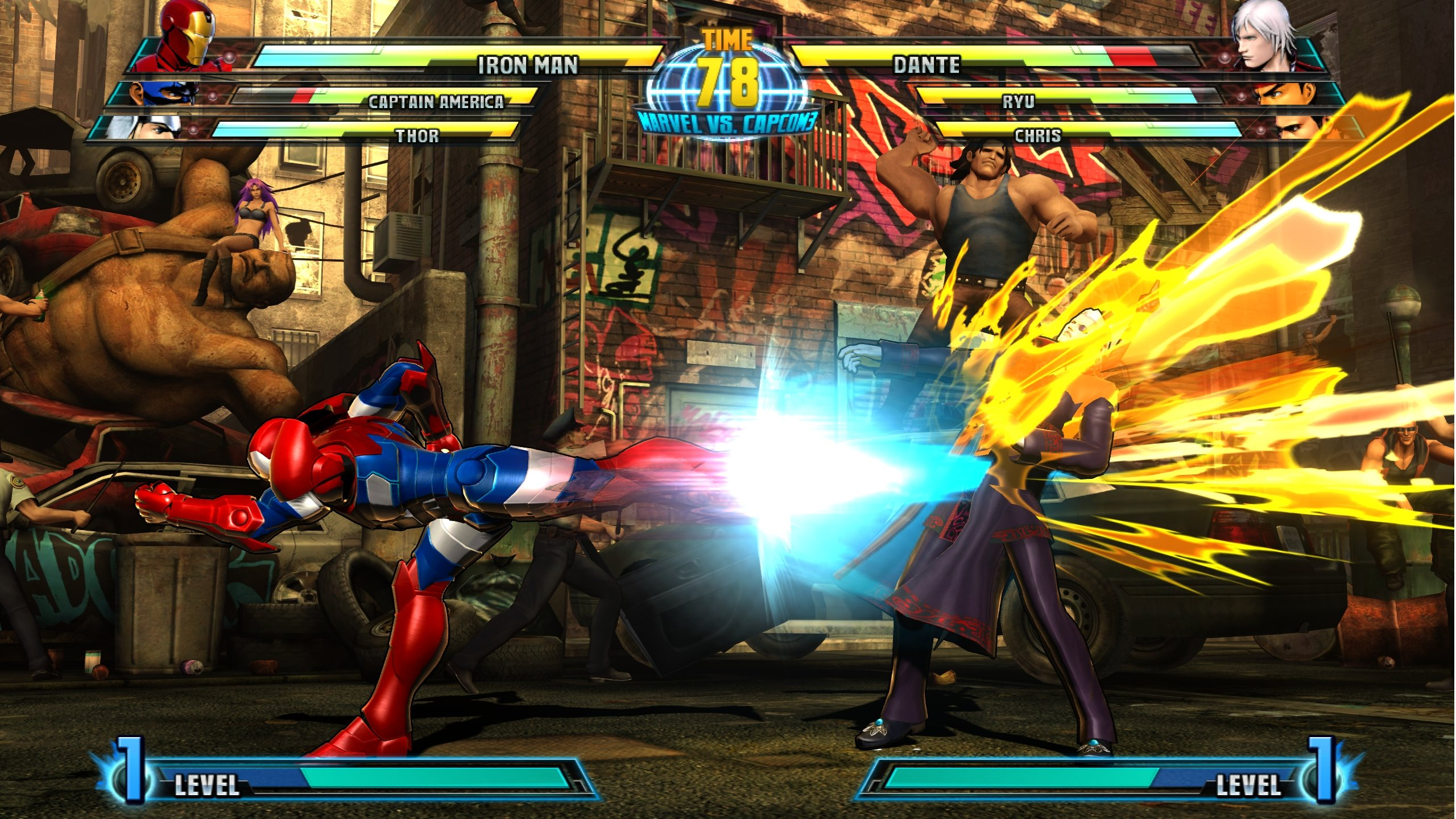 Marvel vs. Capcom 3: Fate of Two Worlds - Marvel vs. Capcom 3: Fate of Two Worlds
