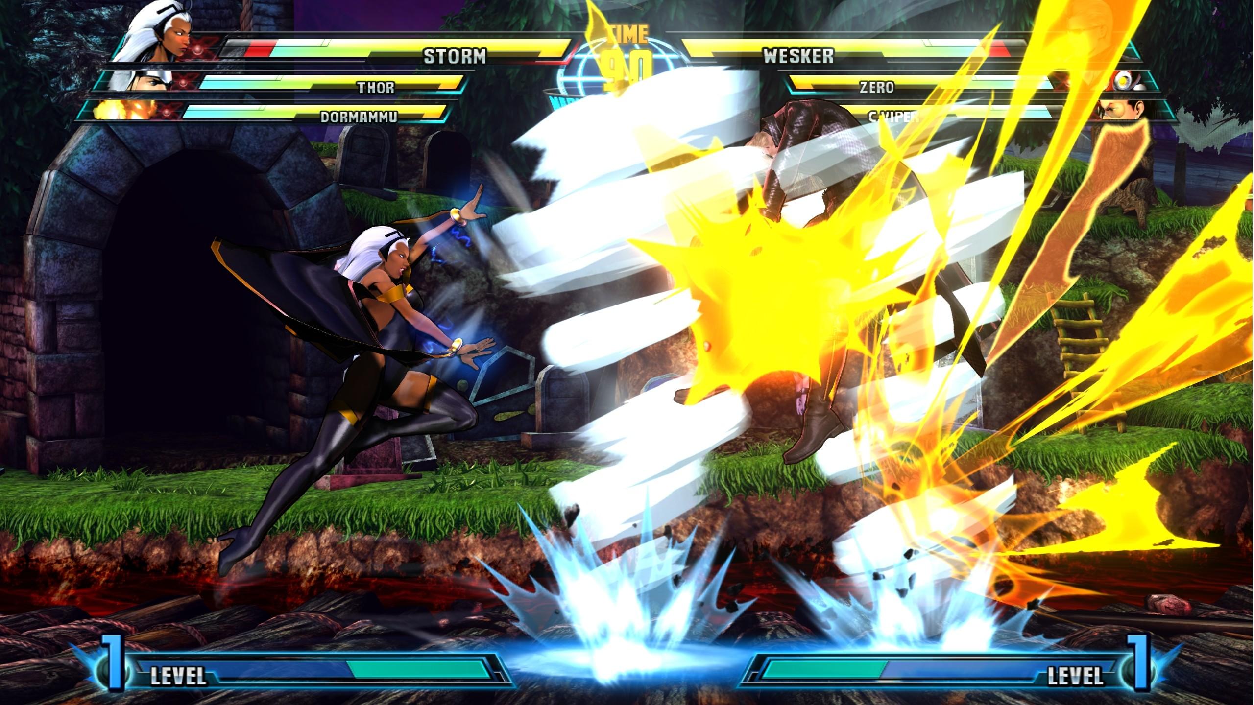 Marvel vs. Capcom 3: Fate of Two Worlds - Marvel vs. Capcom 3: Fate of Two Worlds 2K