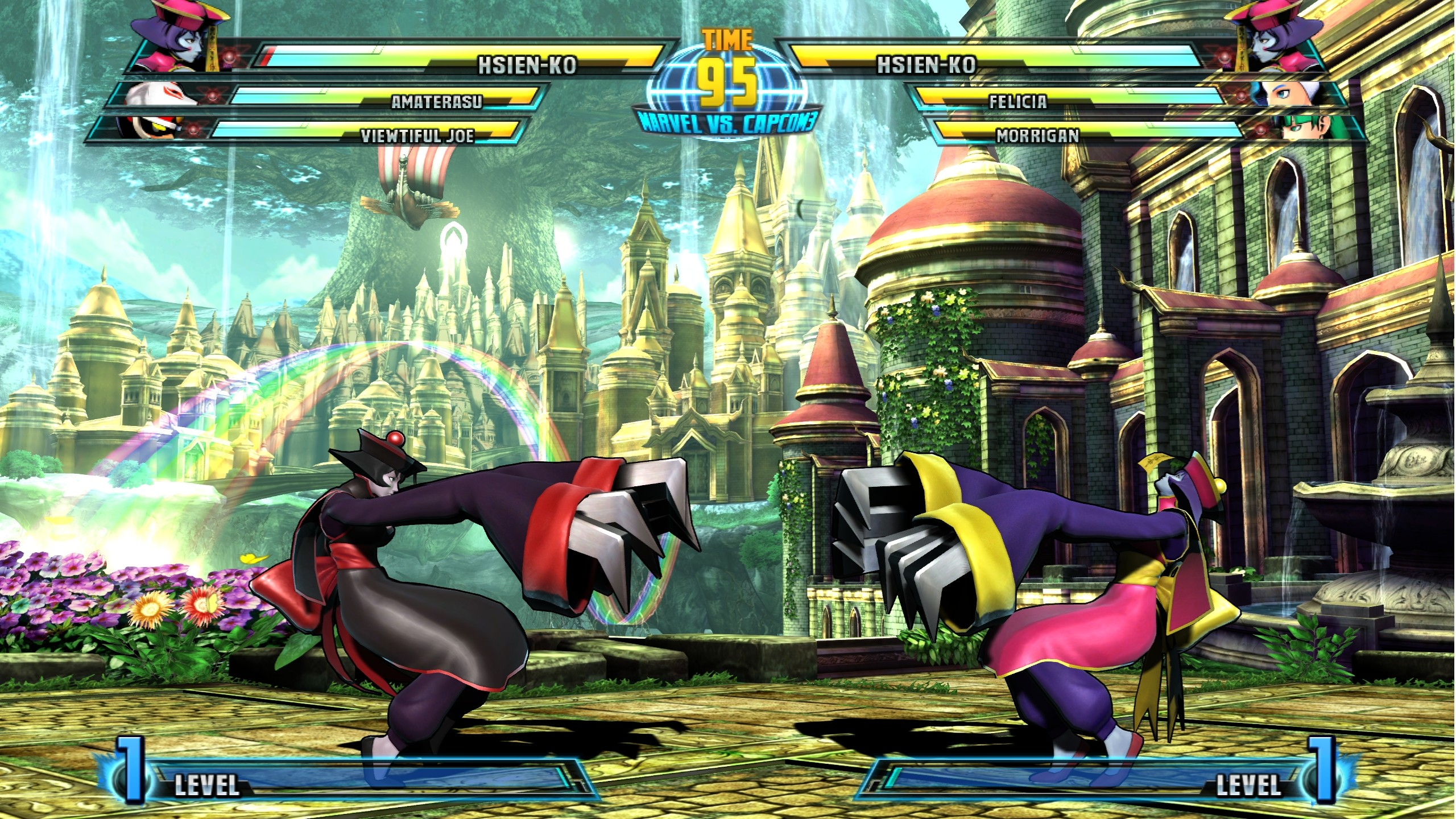 Marvel vs. Capcom 3: Fate of Two Worlds - Marvel vs. Capcom 3: Fate of Two Worlds 2K