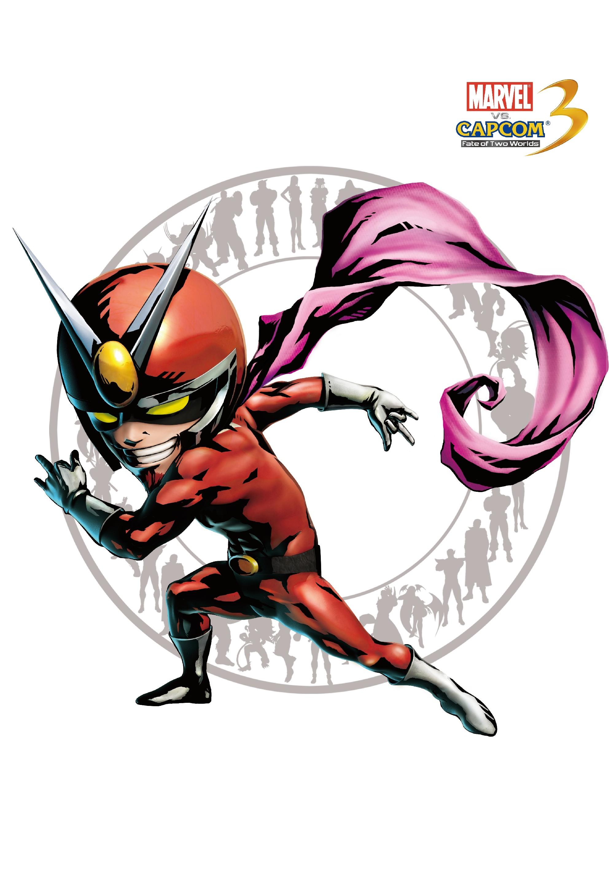Красавчик Джо - Marvel vs. Capcom 3: Fate of Two Worlds Арт, Персонаж
