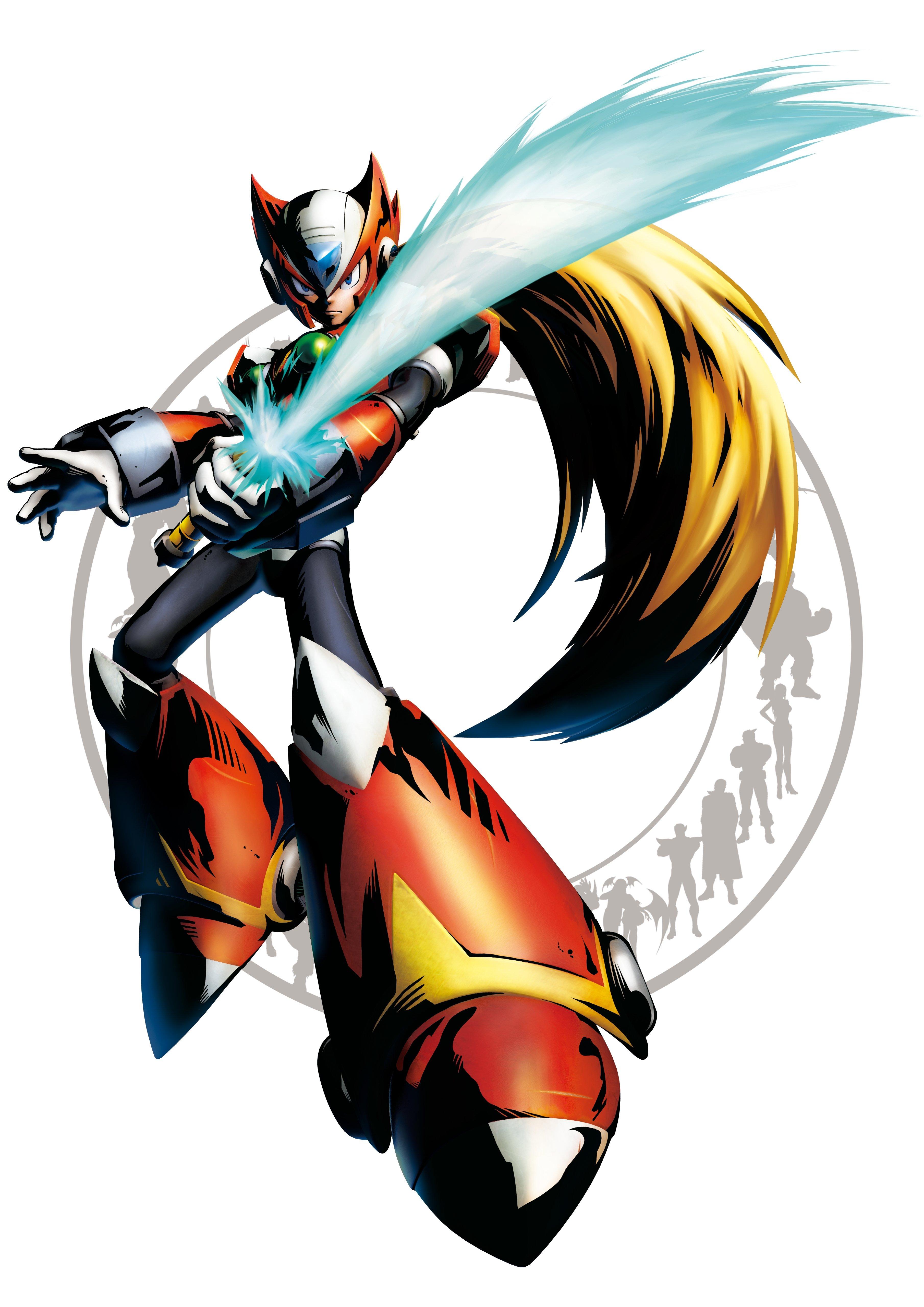 Зеро - Marvel vs. Capcom 3: Fate of Two Worlds Арт, Персонаж